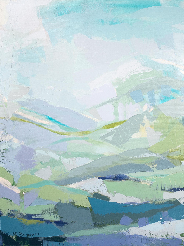 Bluebird II by Lucy Reiser
