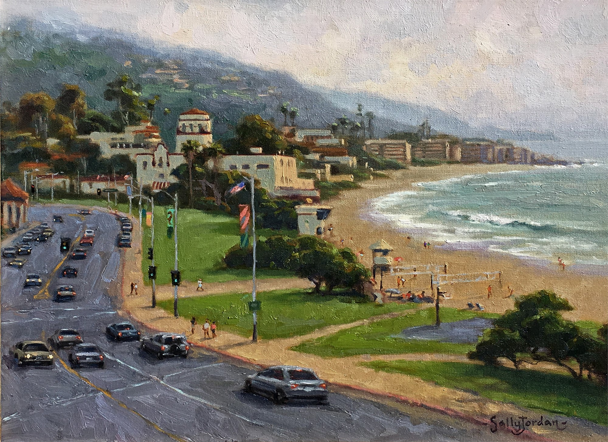 Downtown Laguna by JORDAN