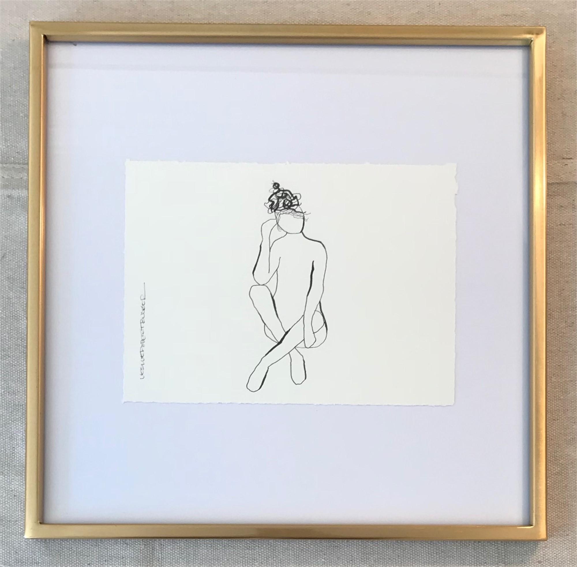Figure No. 38 by Leslie Poteet Busker