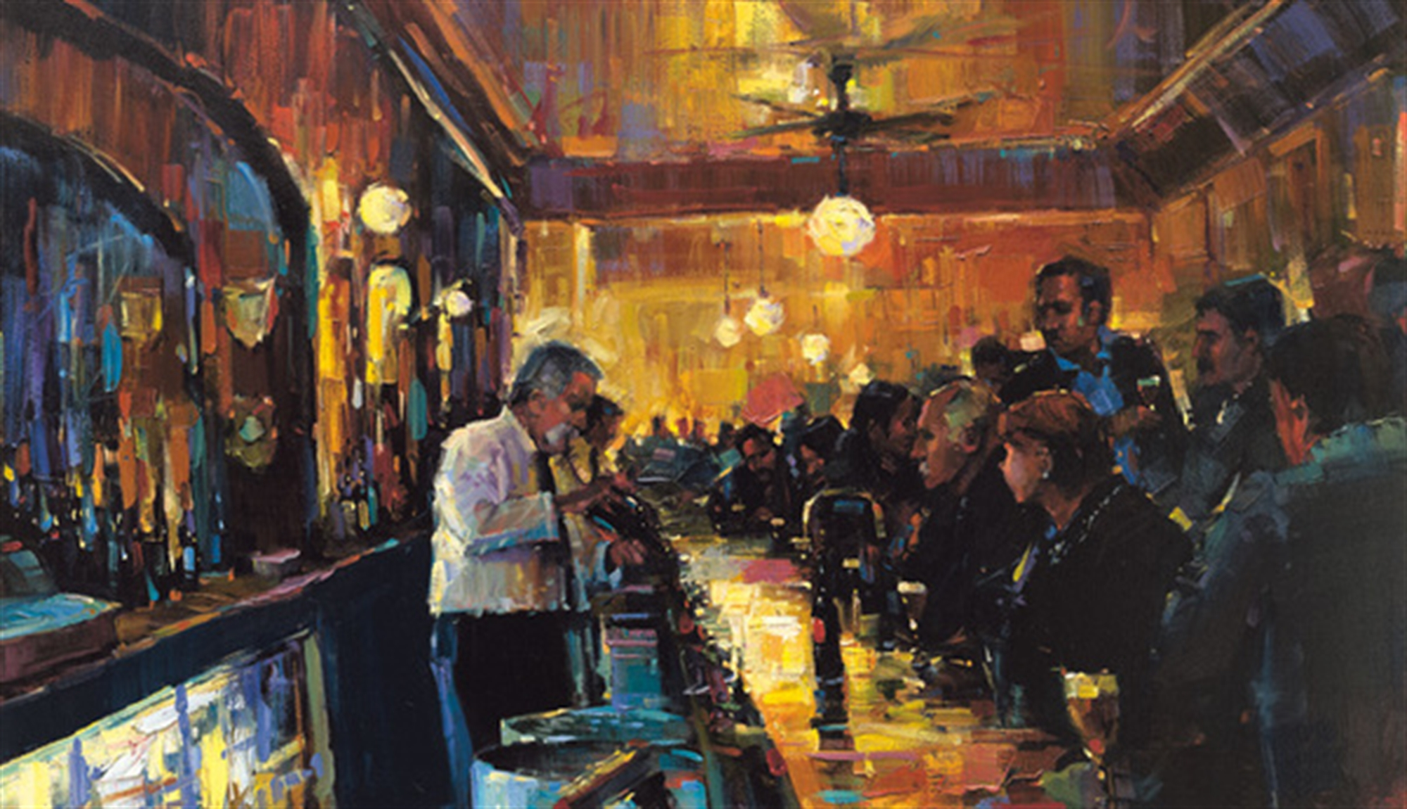 Luck of the Irish by Michael Flohr