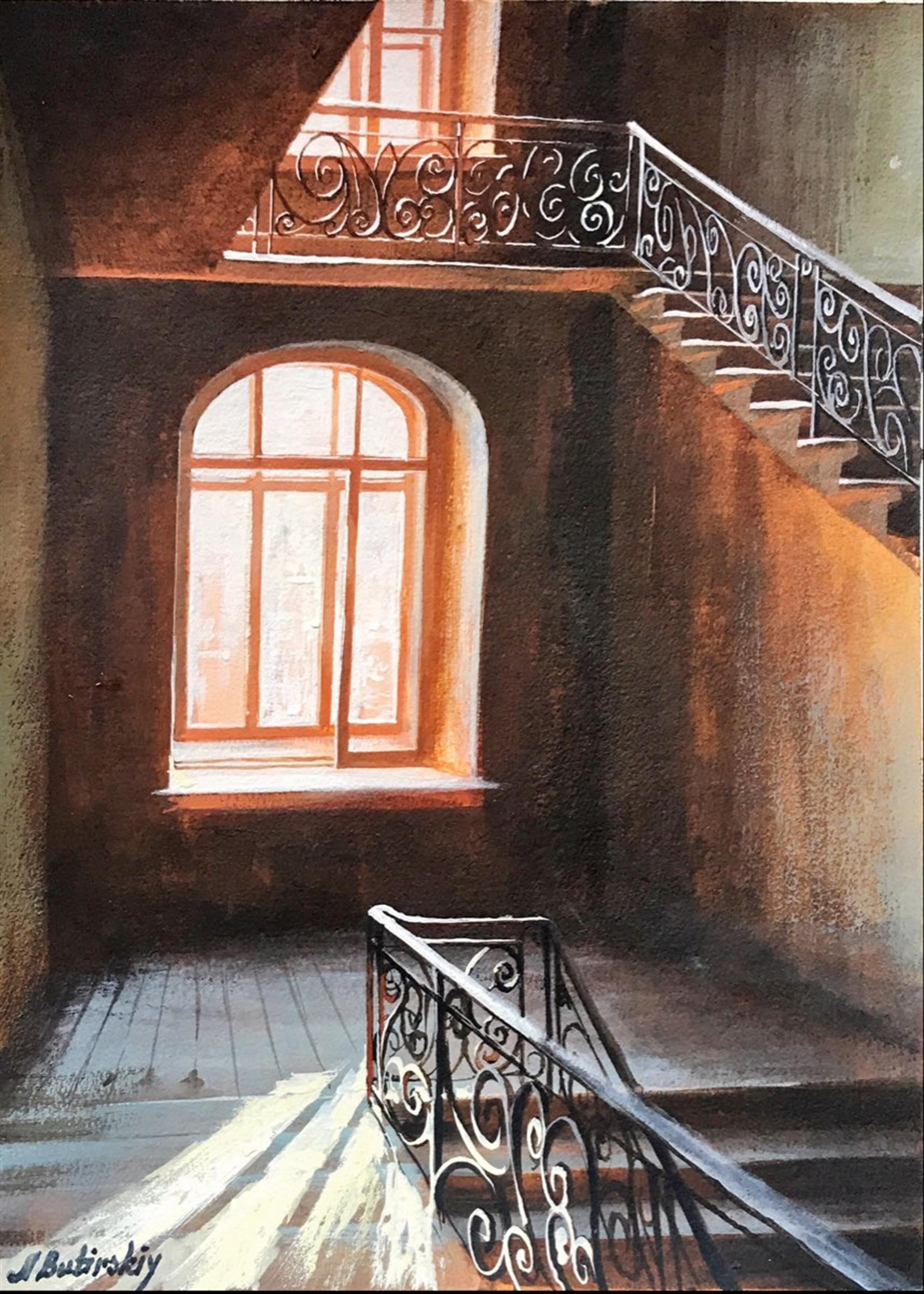 Window of Opportunity by Alexei Butirskiy