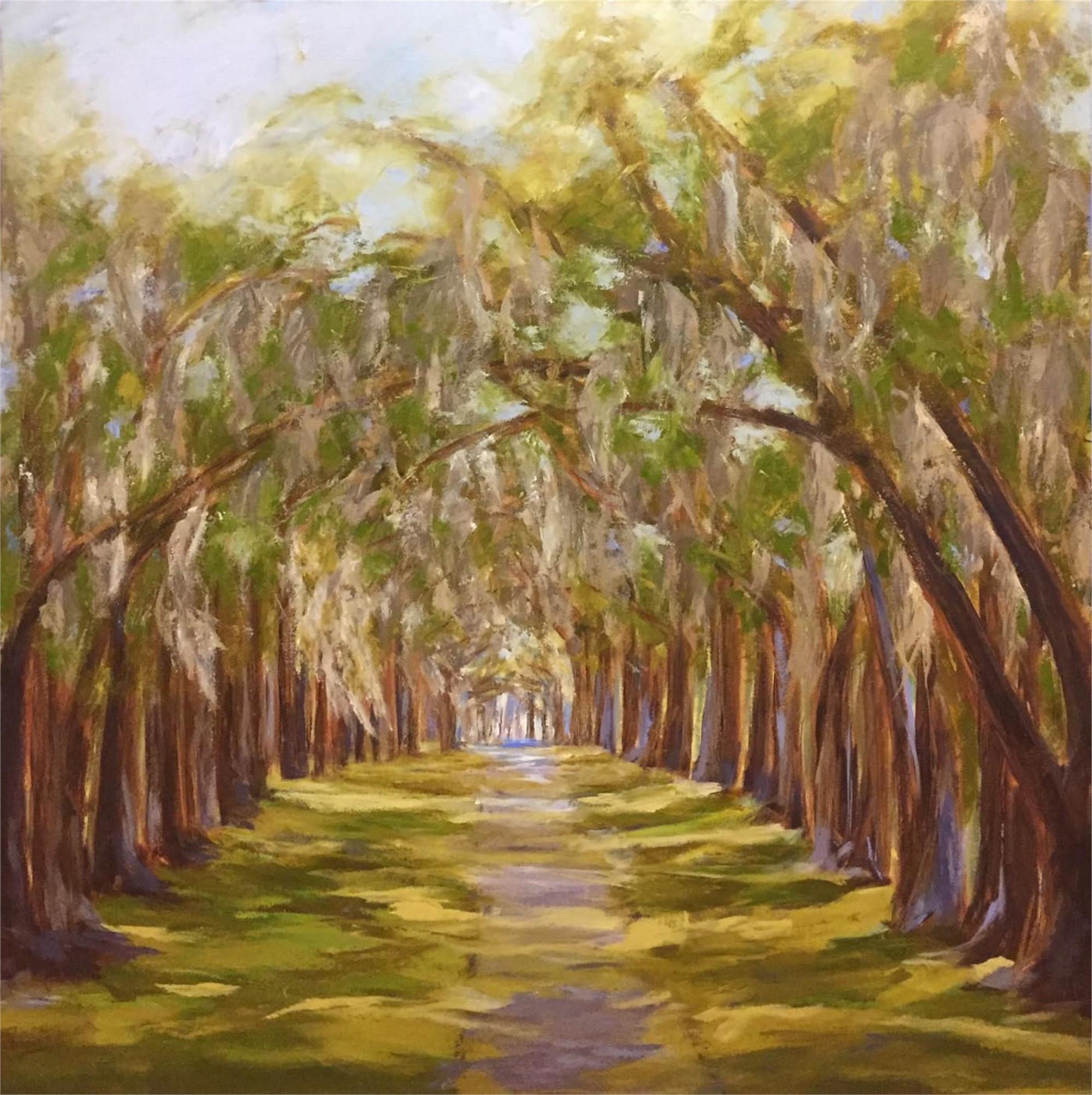 Southern Grace by Adrian Chu Redmond