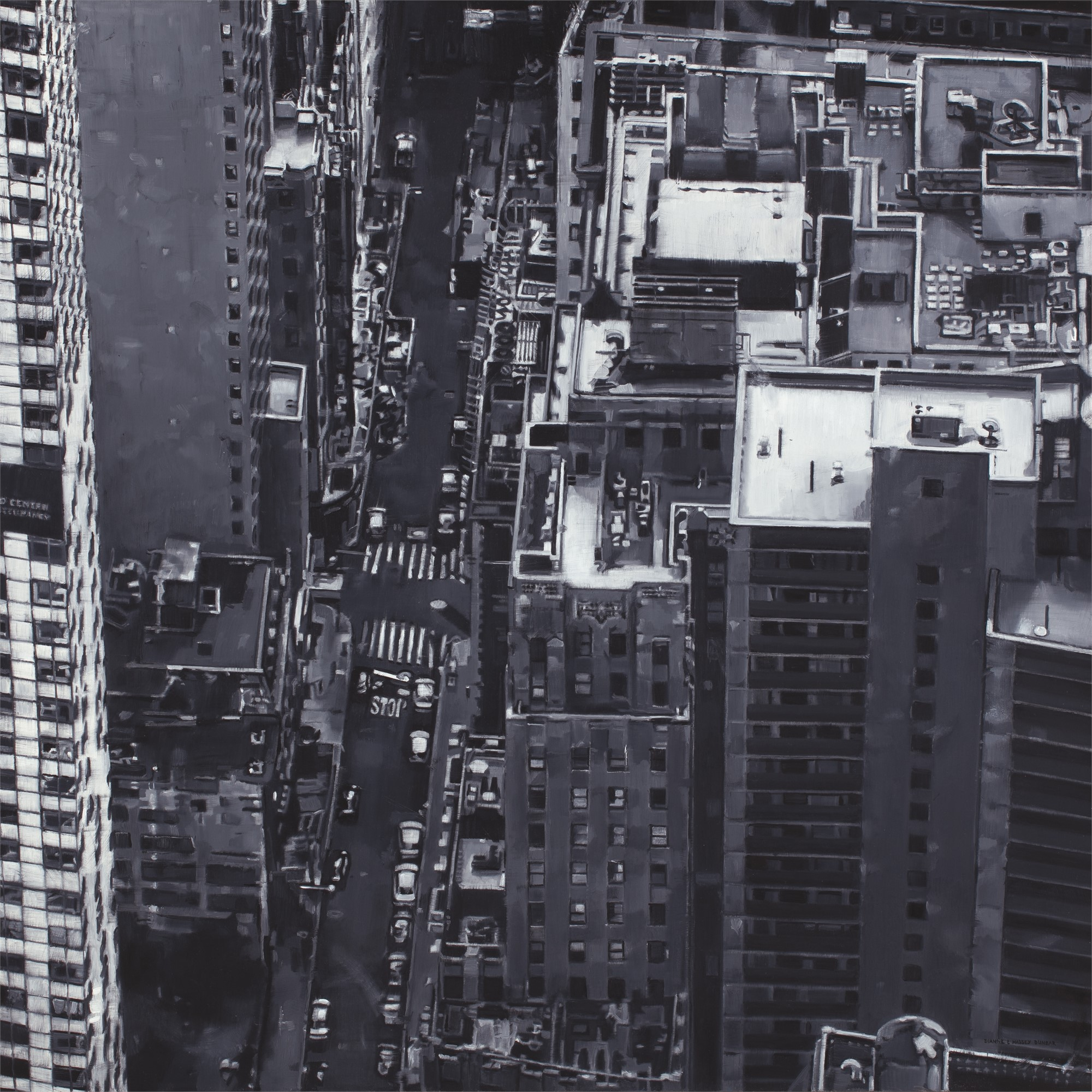 Looking Down II by Dianne L Massey Dunbar
