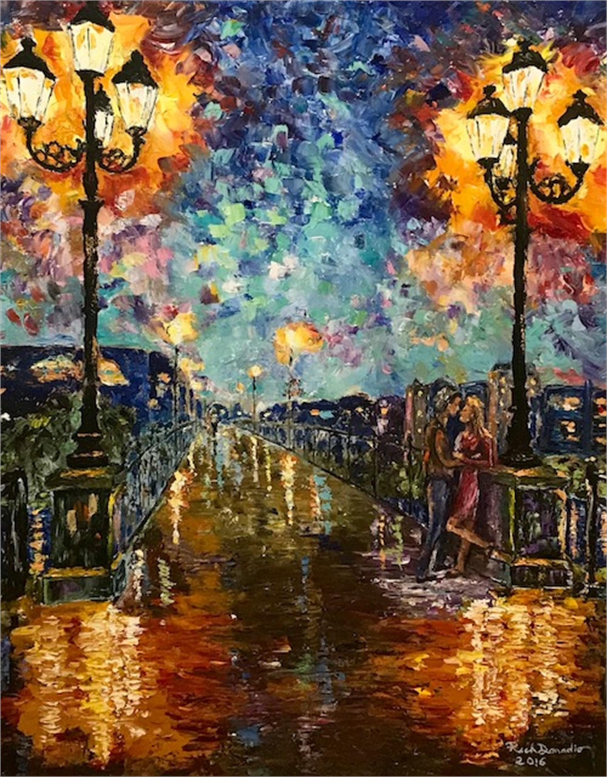 Evening Romance by Richard Donadio