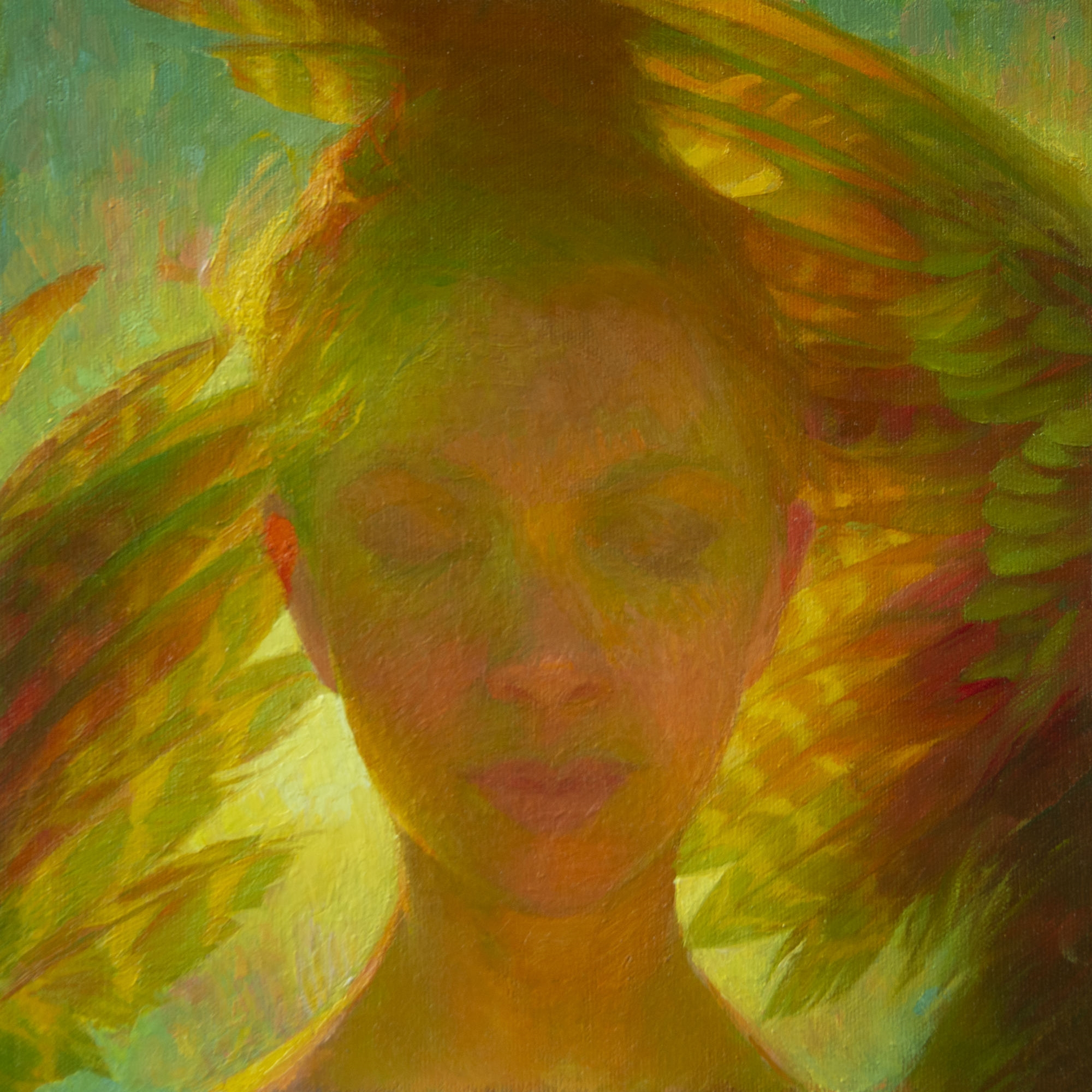 Fire I by Adrienne Stein