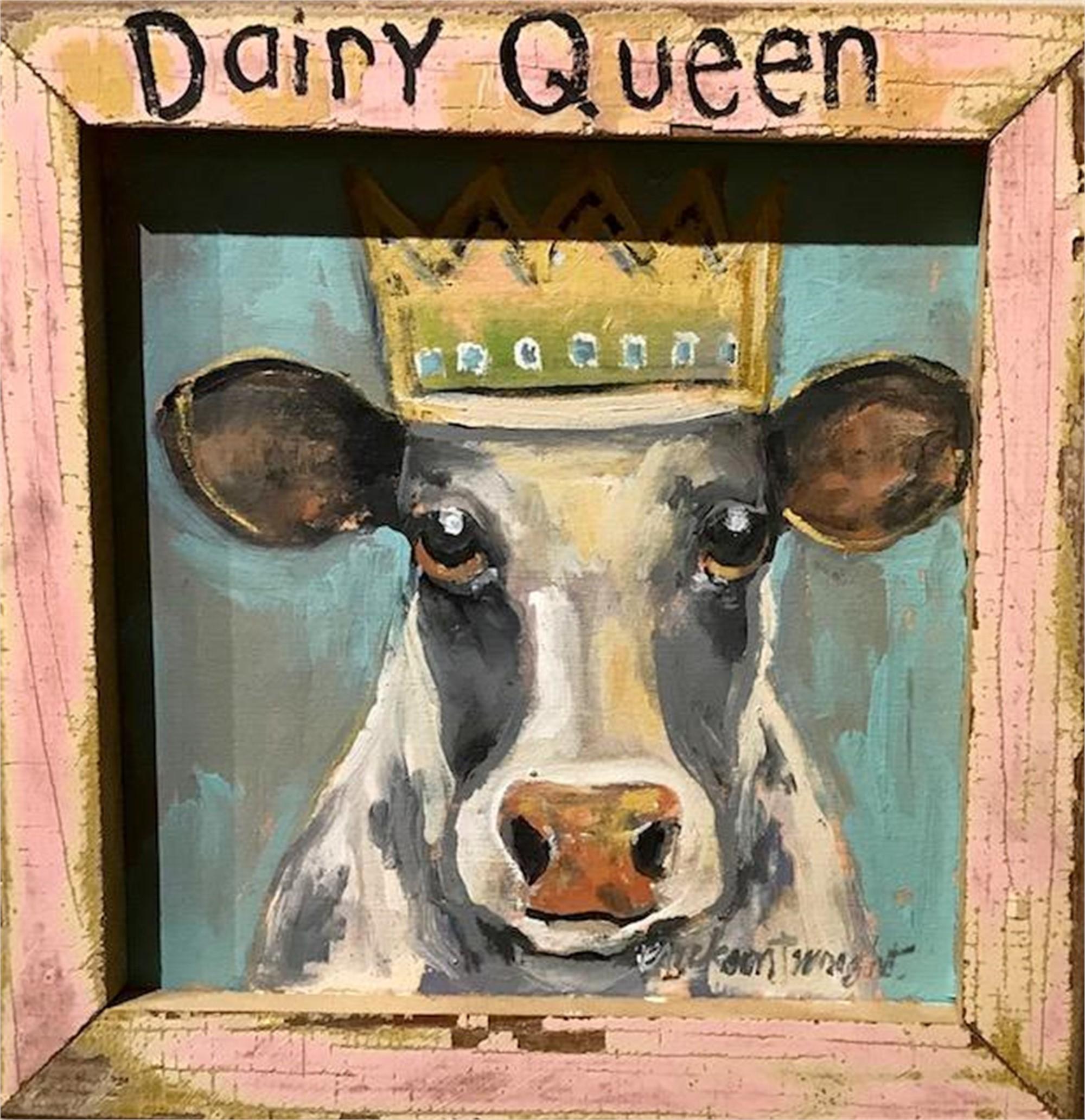 Dairy Queen by Sandra Erickson Wright