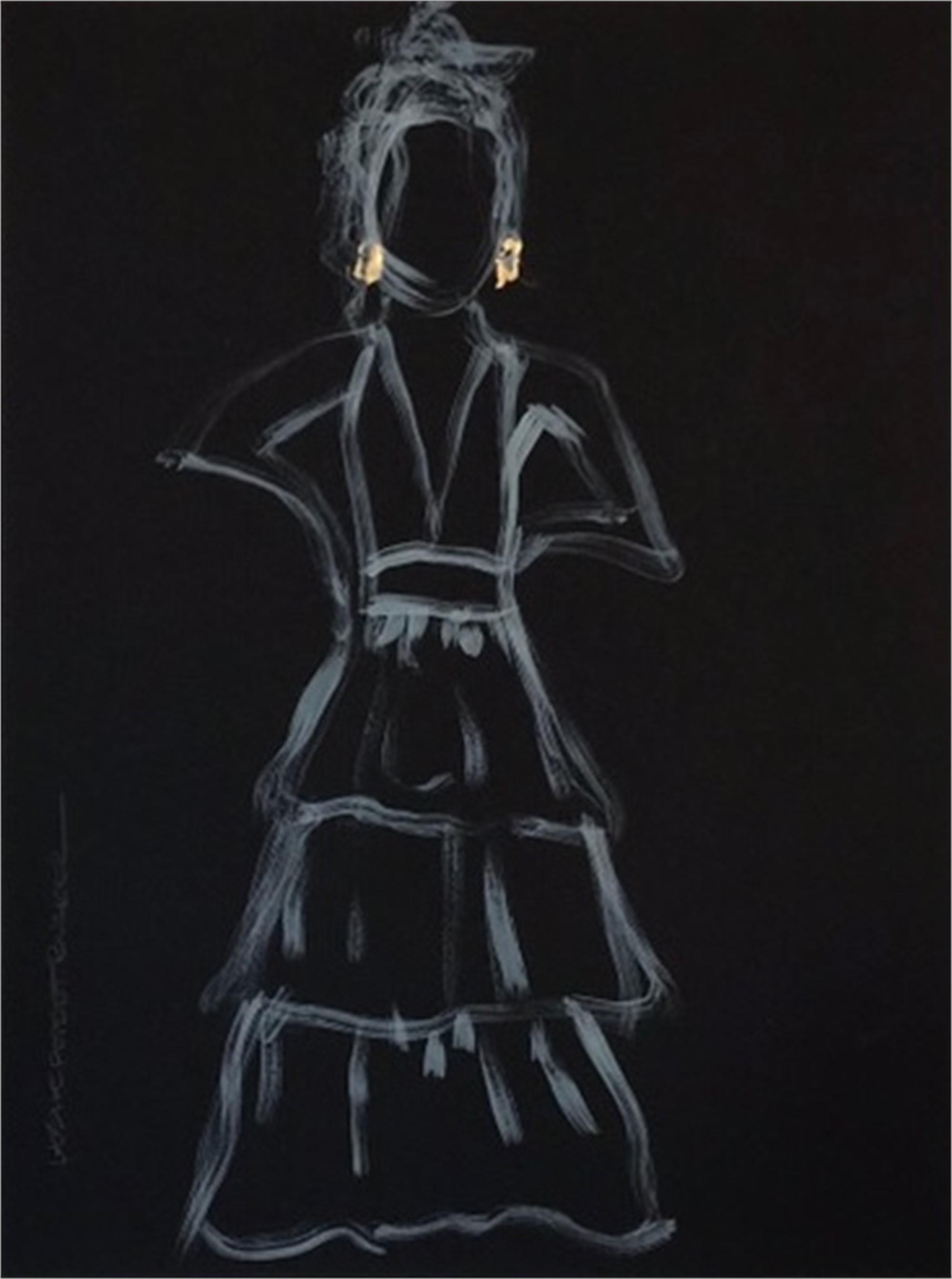 Figure No. 56 by Leslie Poteet Busker