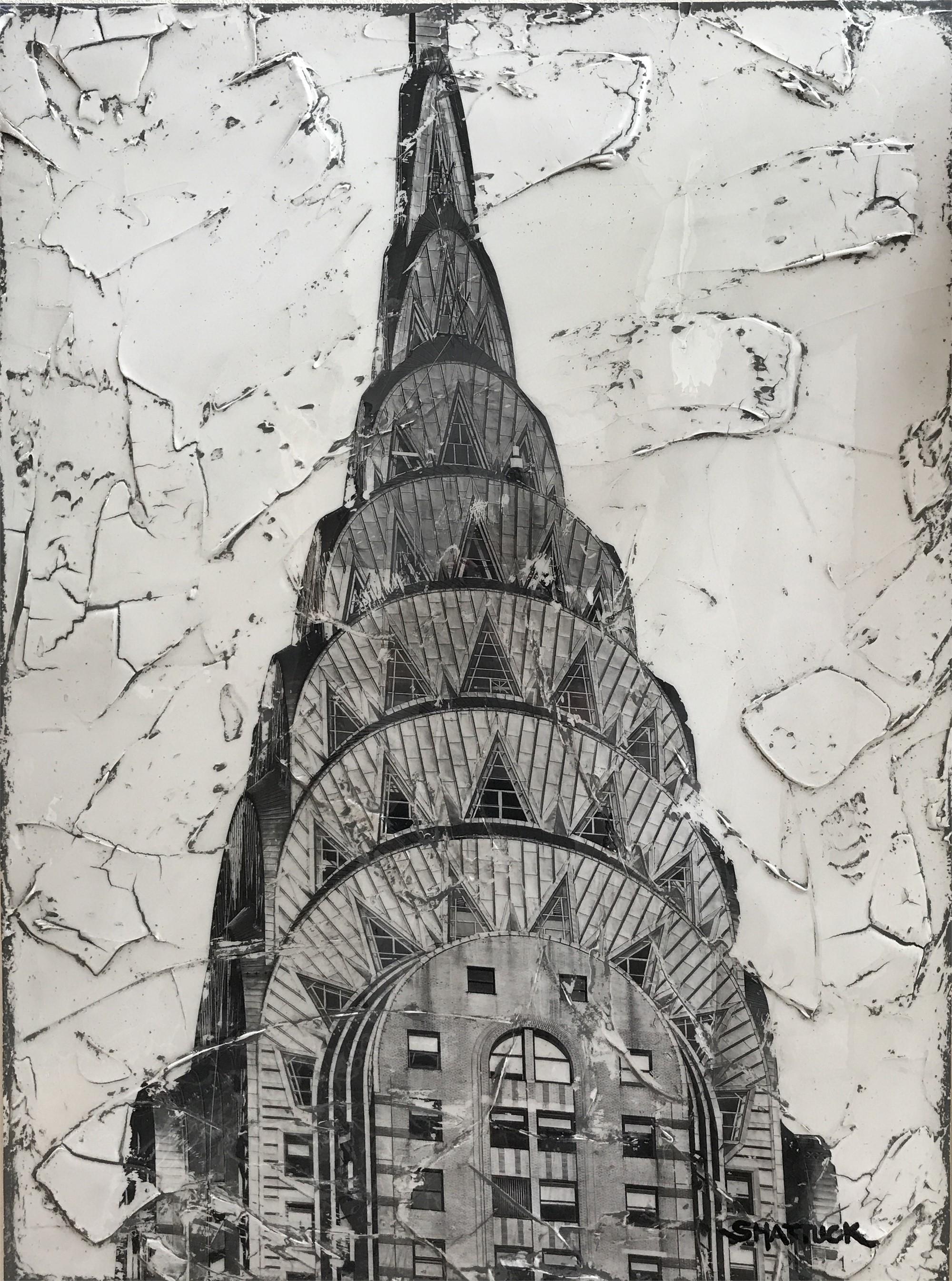 Chrysler Building #1 by Mark Shattuck
