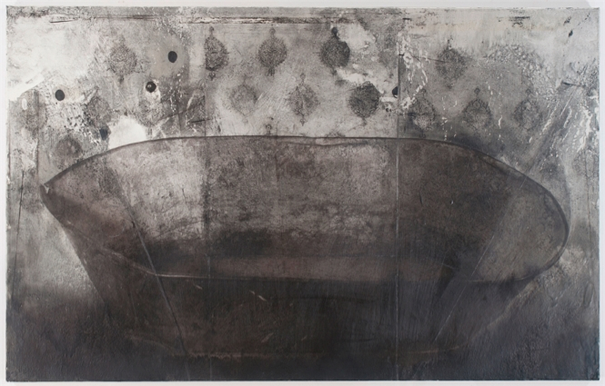 Untitled (baby bath) by Helen Gerritzen