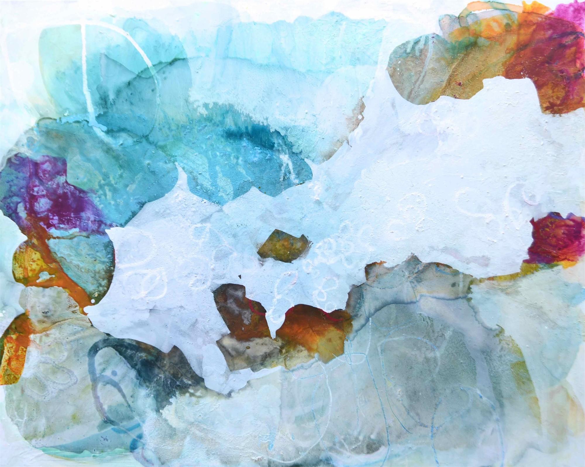 Shore Break 3 by Liz Barber