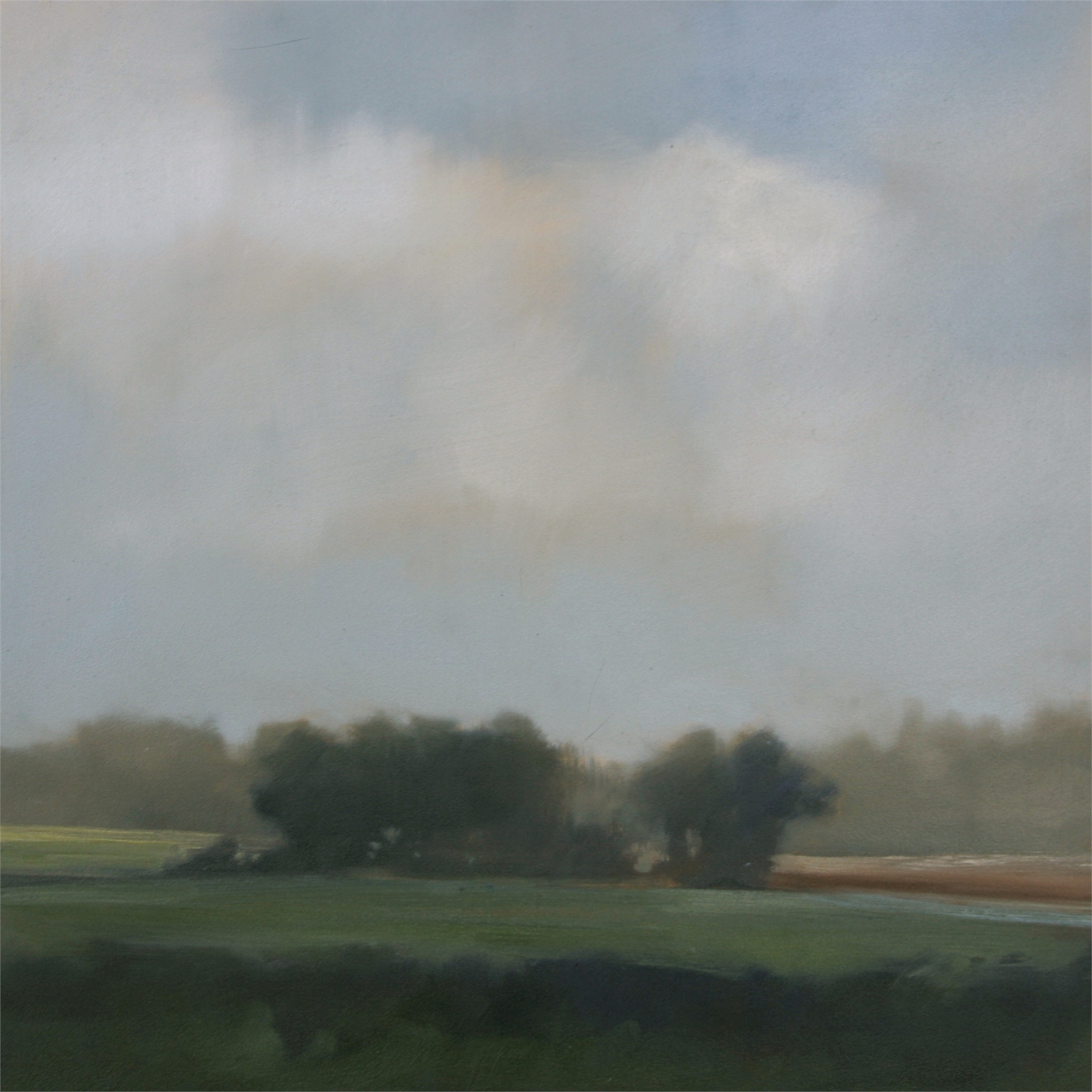 Passing Light Study by Megan Lightell