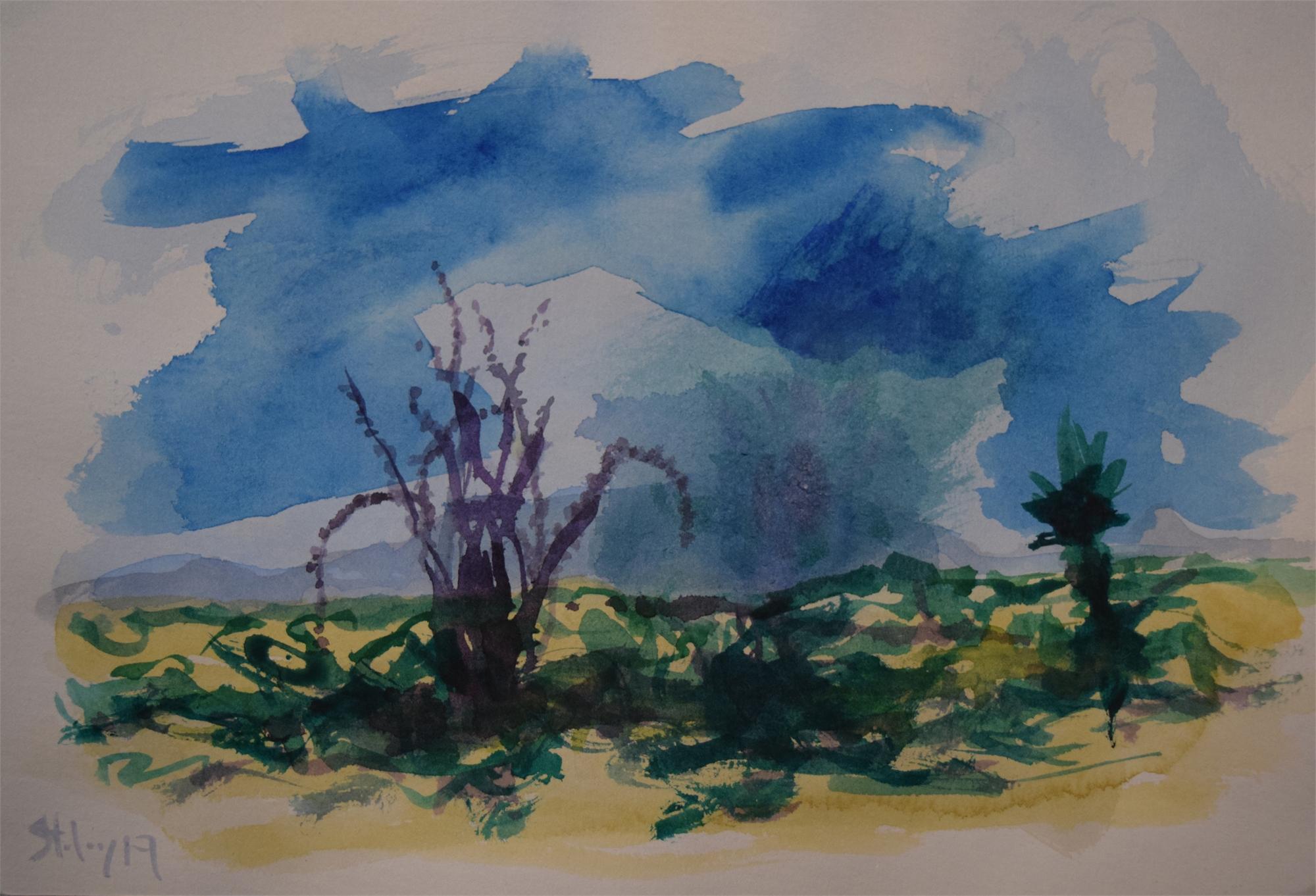 Big Bend 2 by Earl Staley