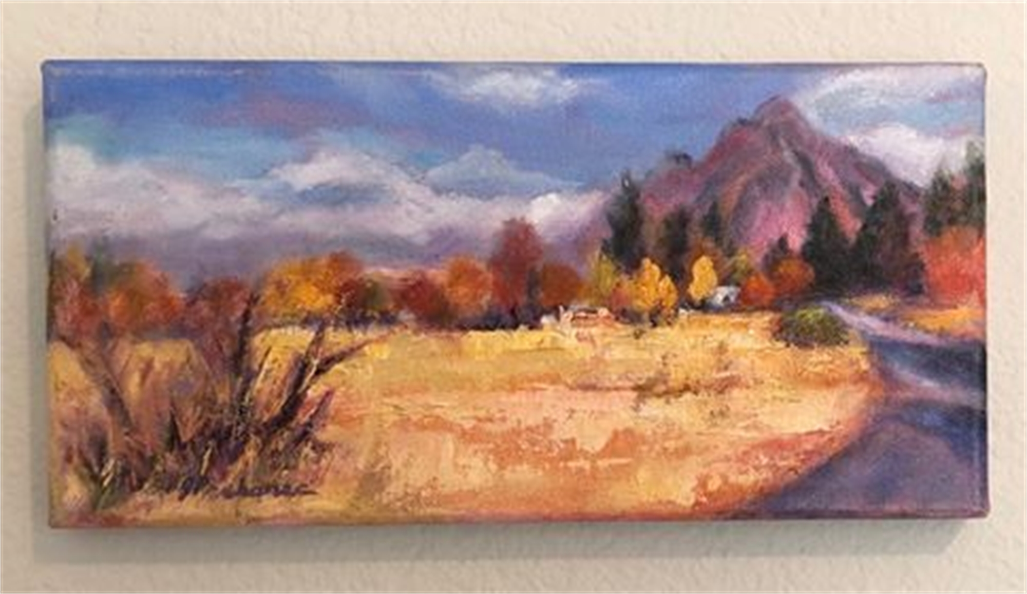 Black Butte by Joan Pechanec (McMinnville, OR)