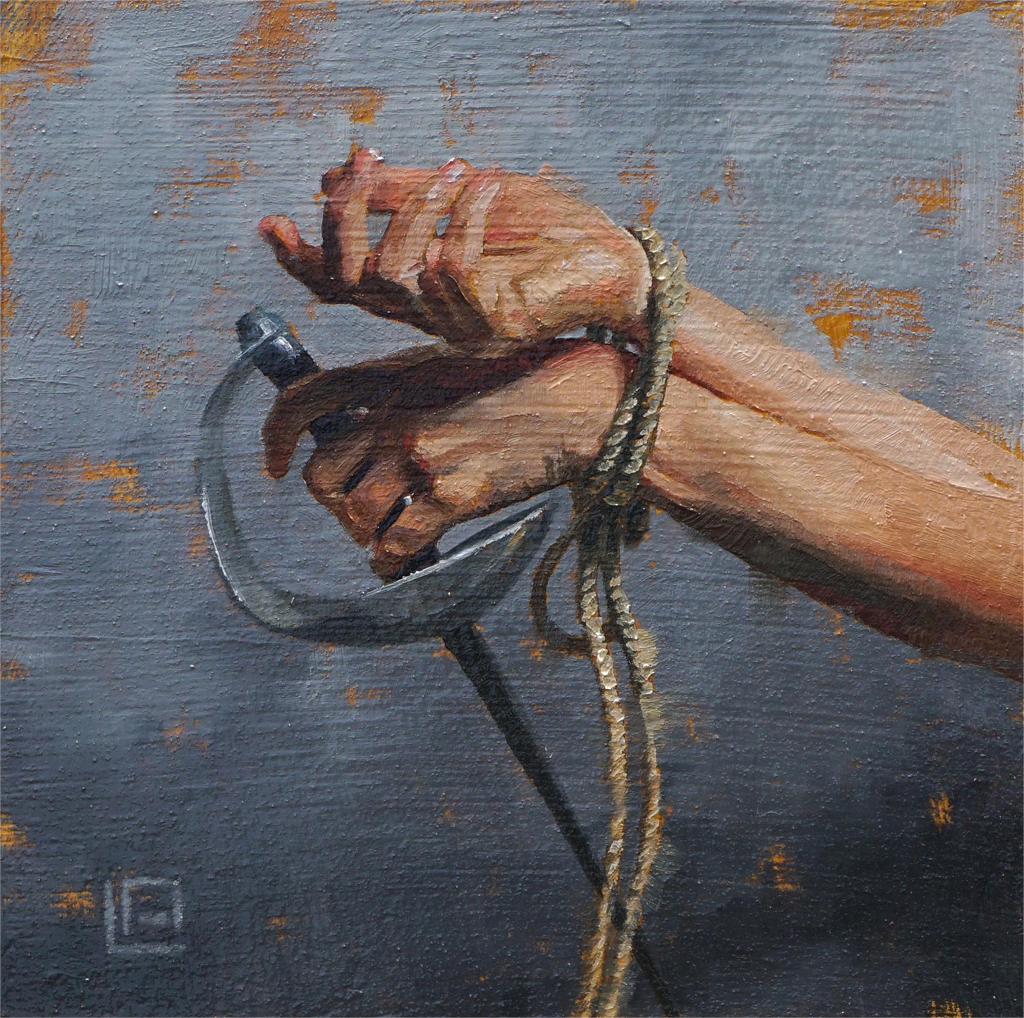 Hand Study 2 by Linda Adair