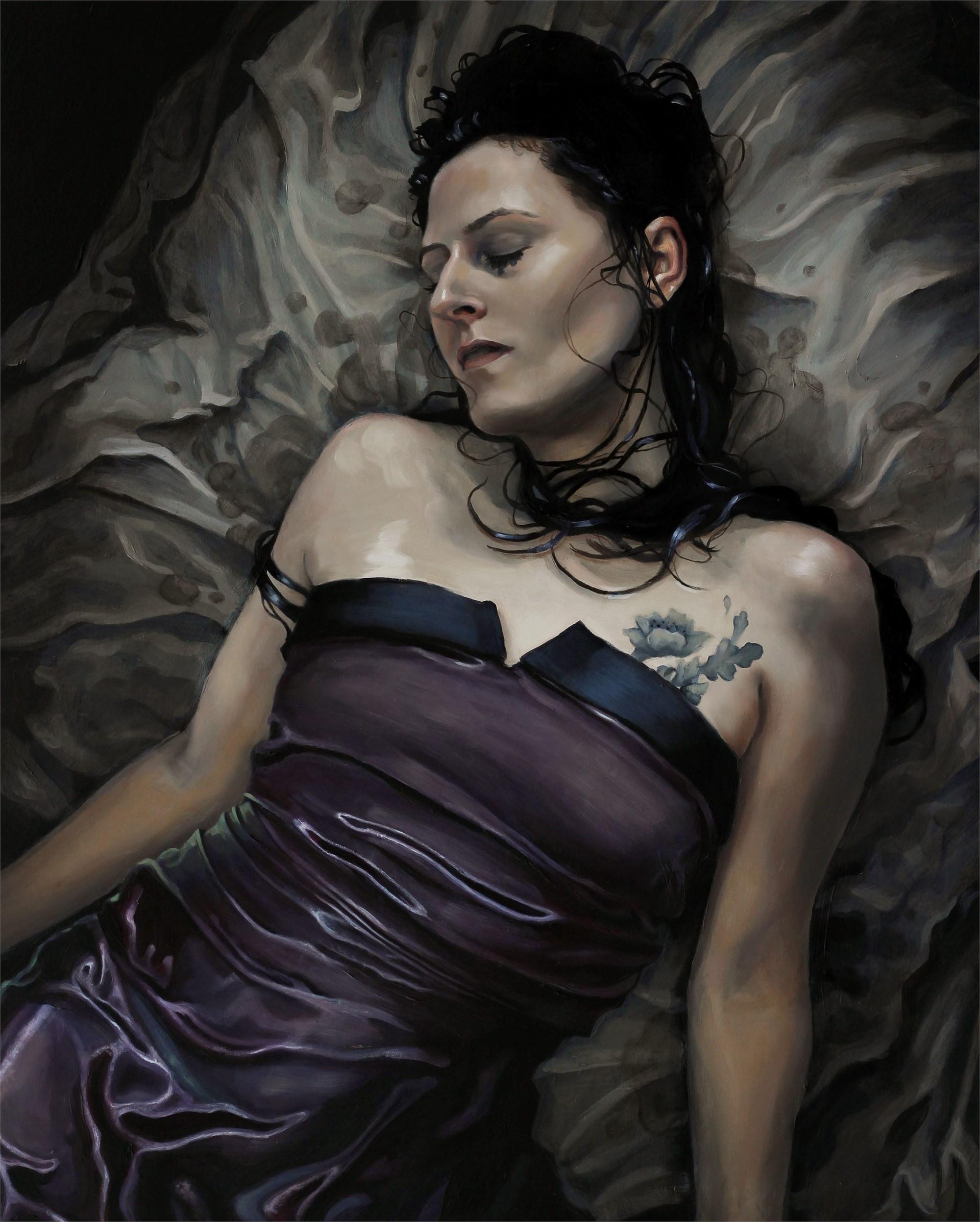 Ophelia by Mary Chiaramonte