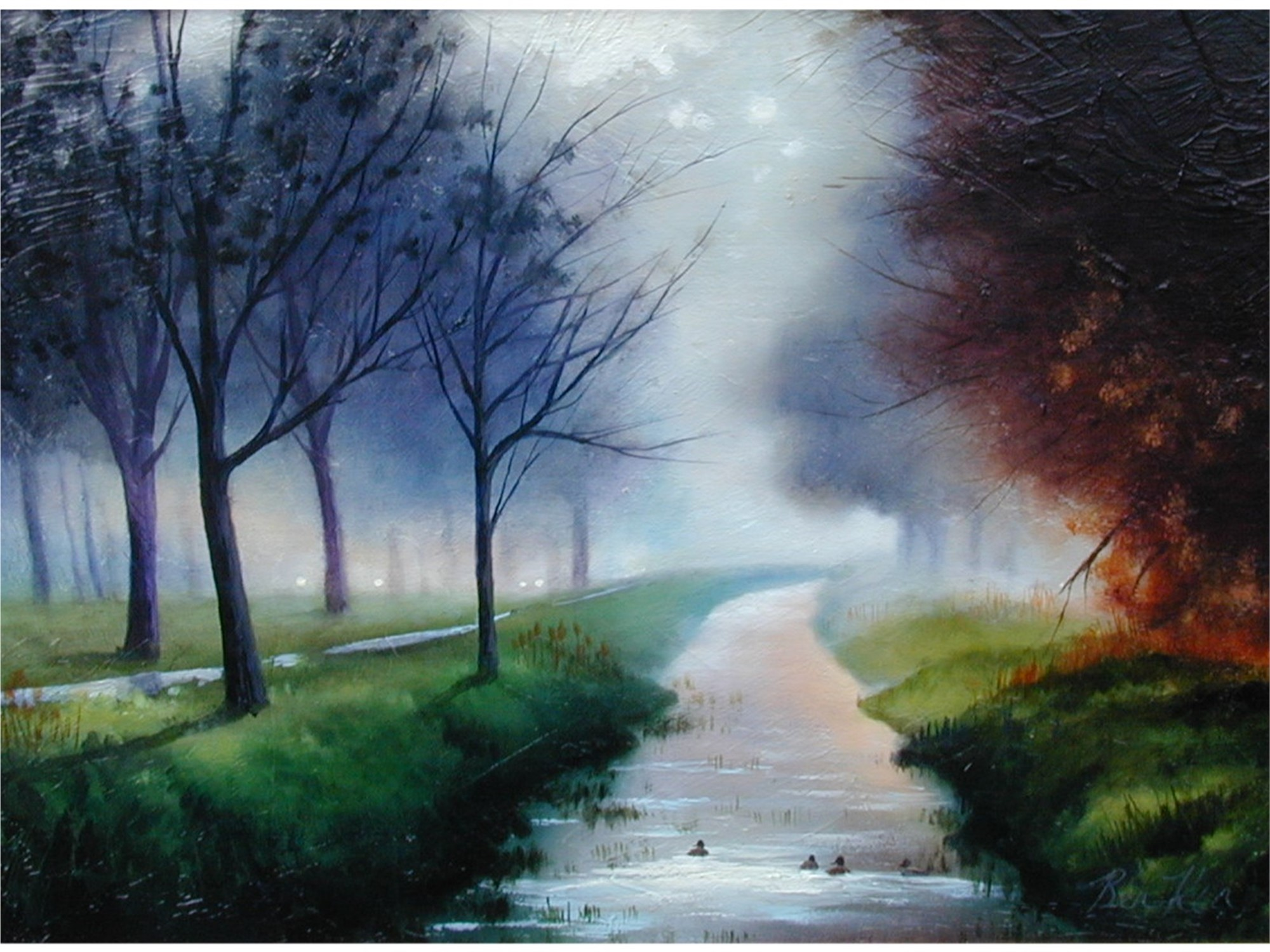 Silence by Ben Rea
