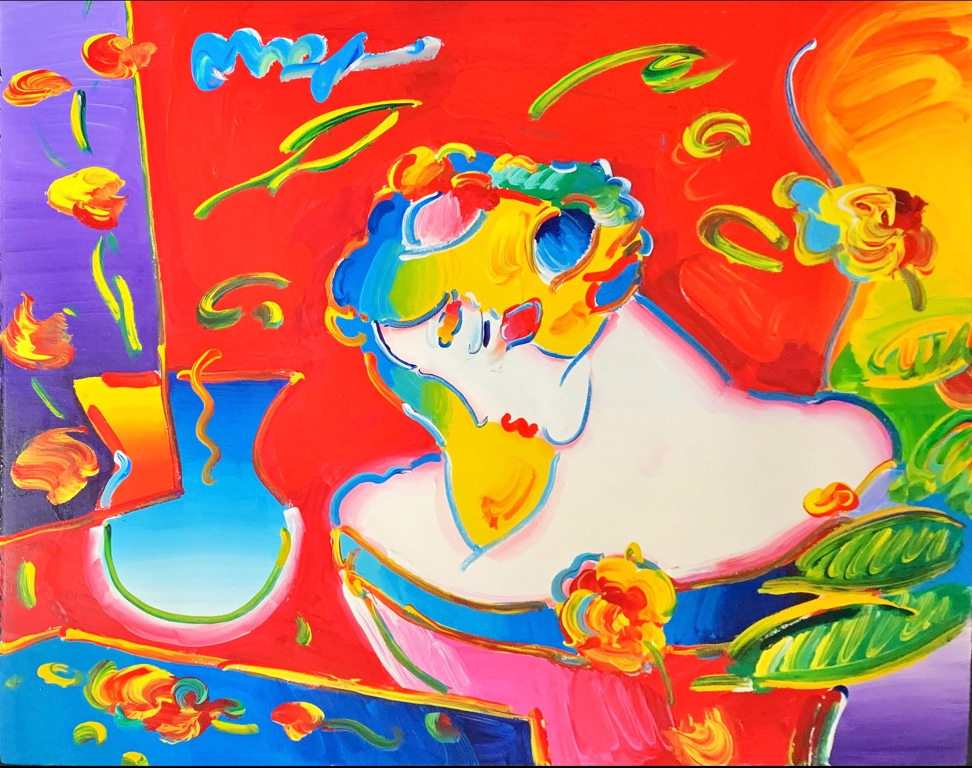 Day Dream by Peter Max