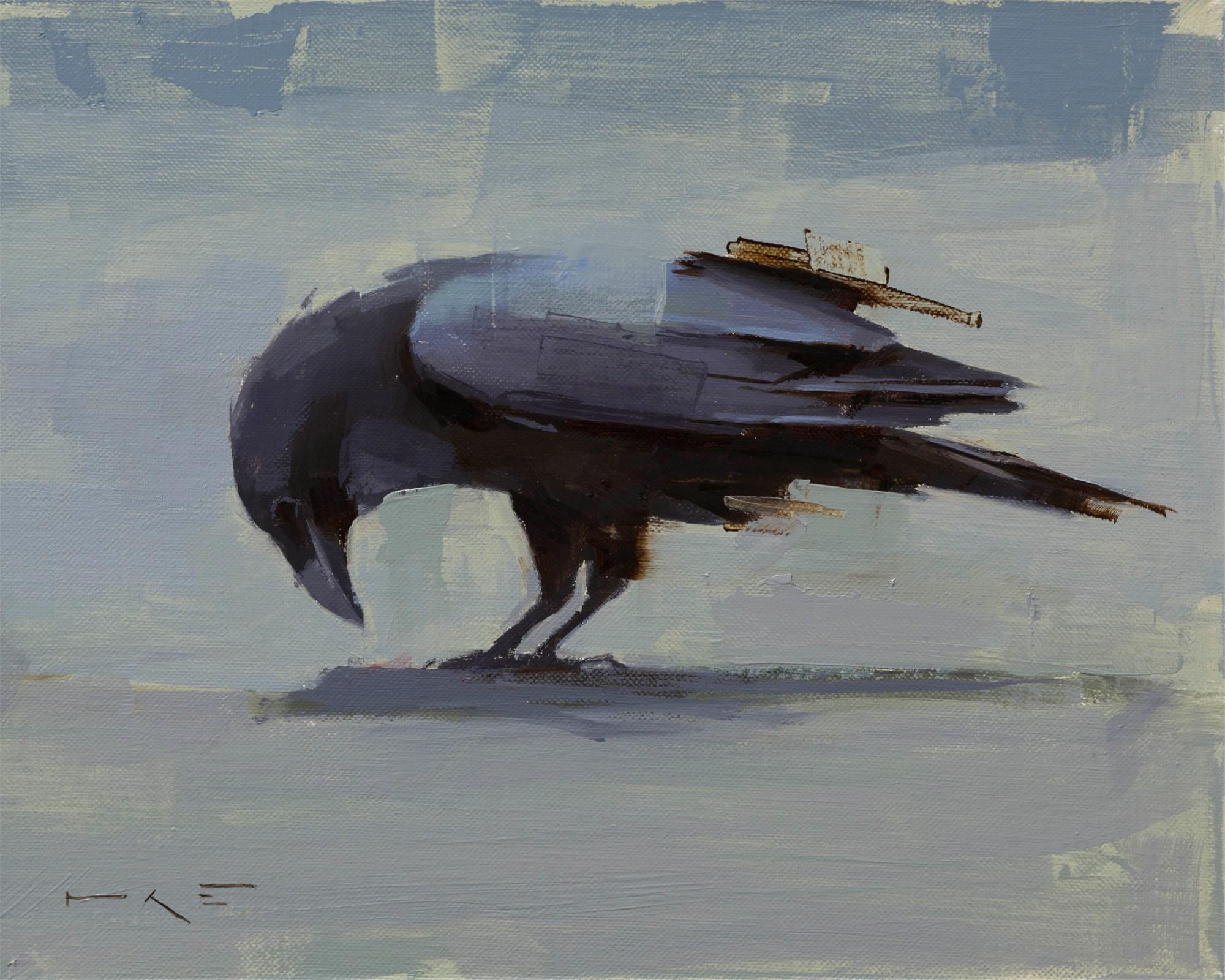 Raven II by Thorgrimur Einarsson