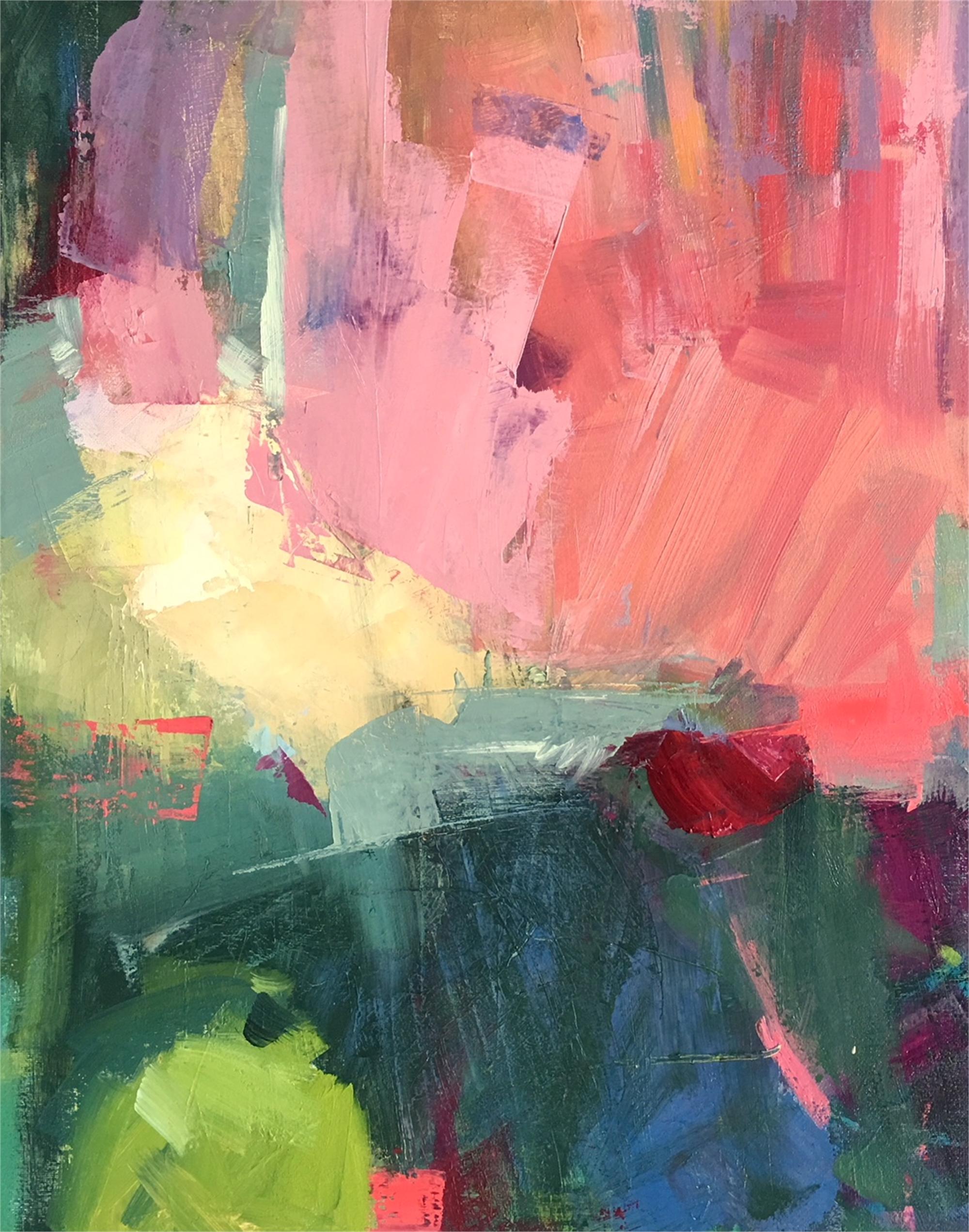 Volcanic Bloom by Marissa Vogl