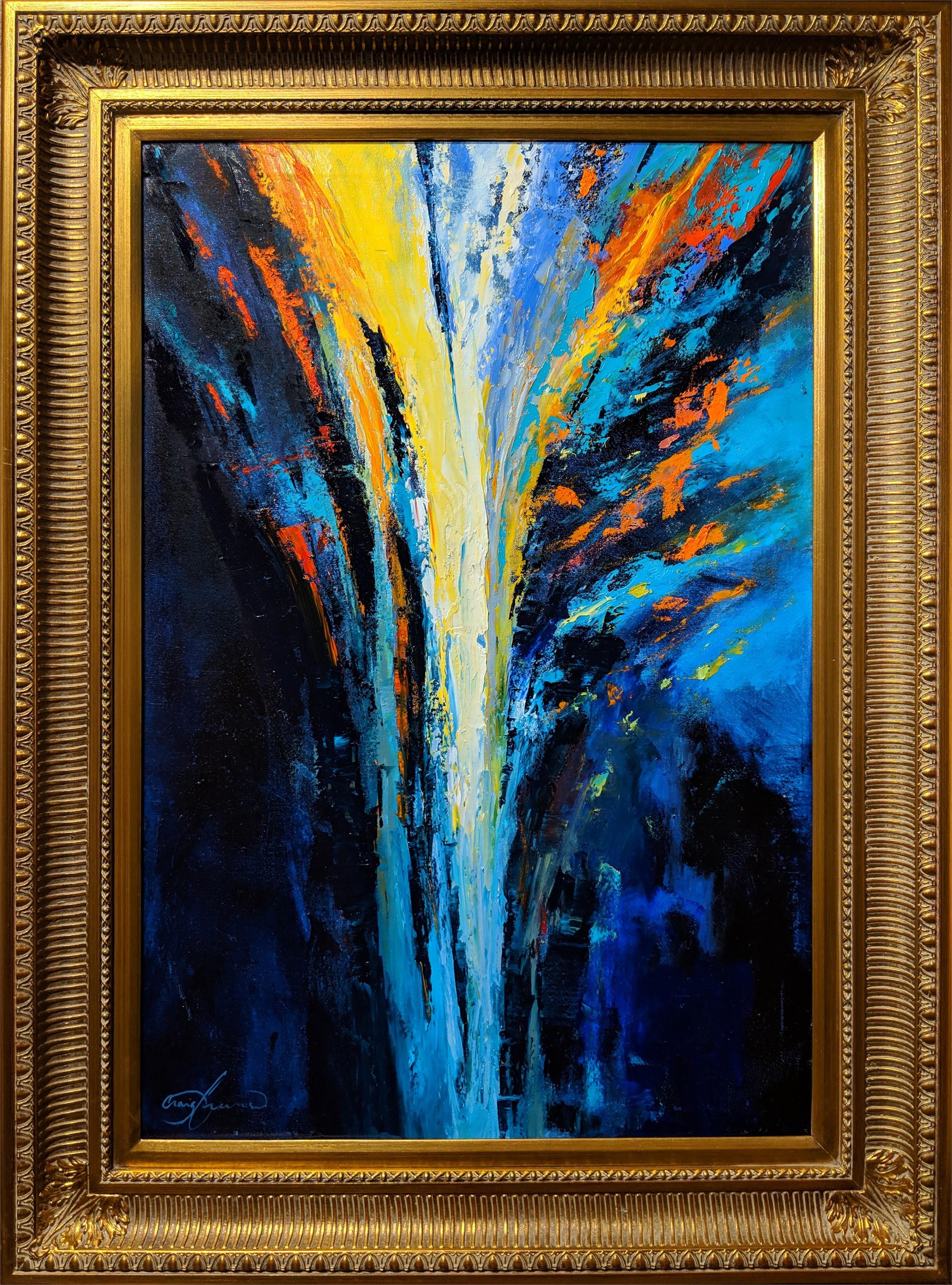 Burst of Life by Craig Freeman