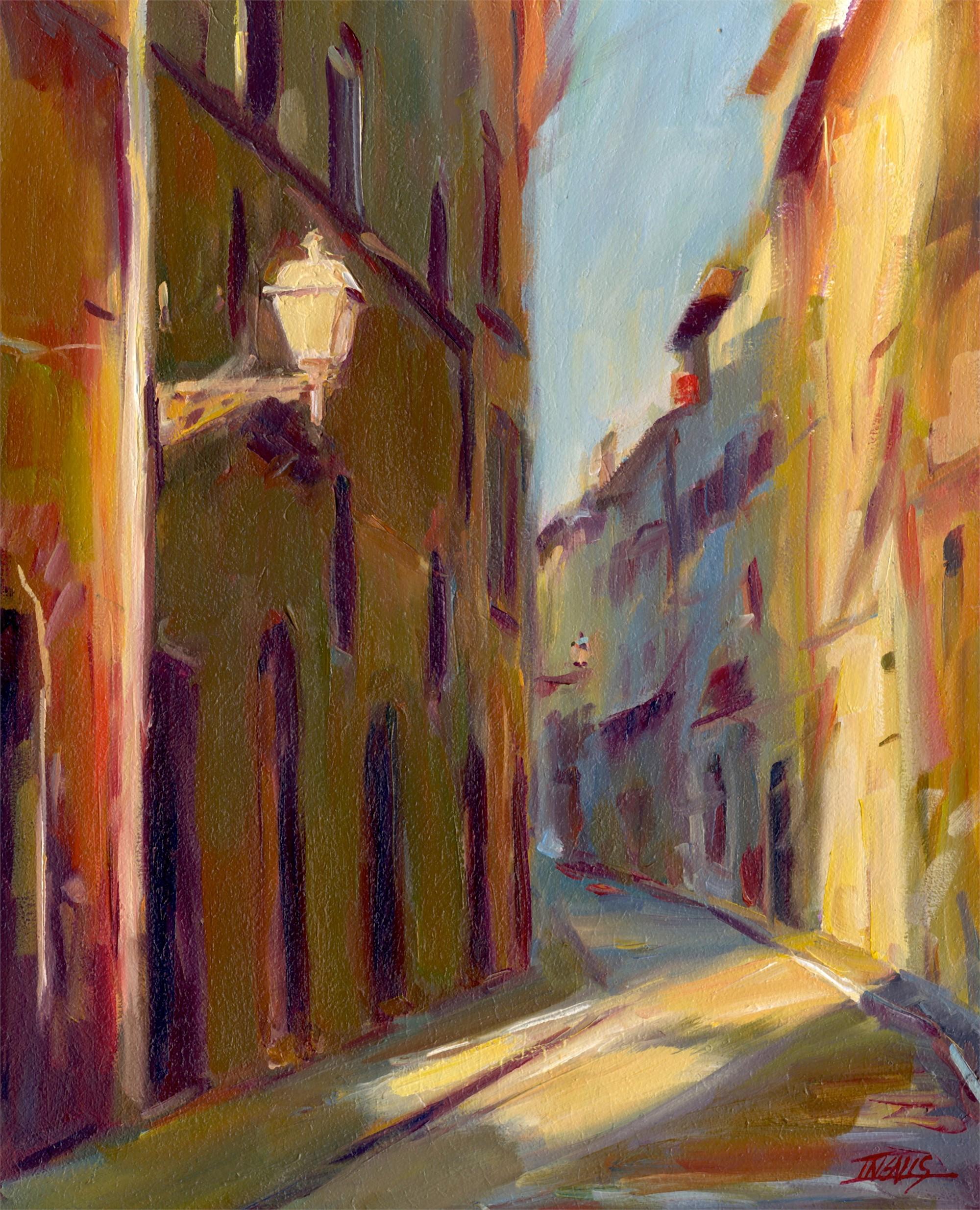 Via San Niccolo by Pam Ingalls