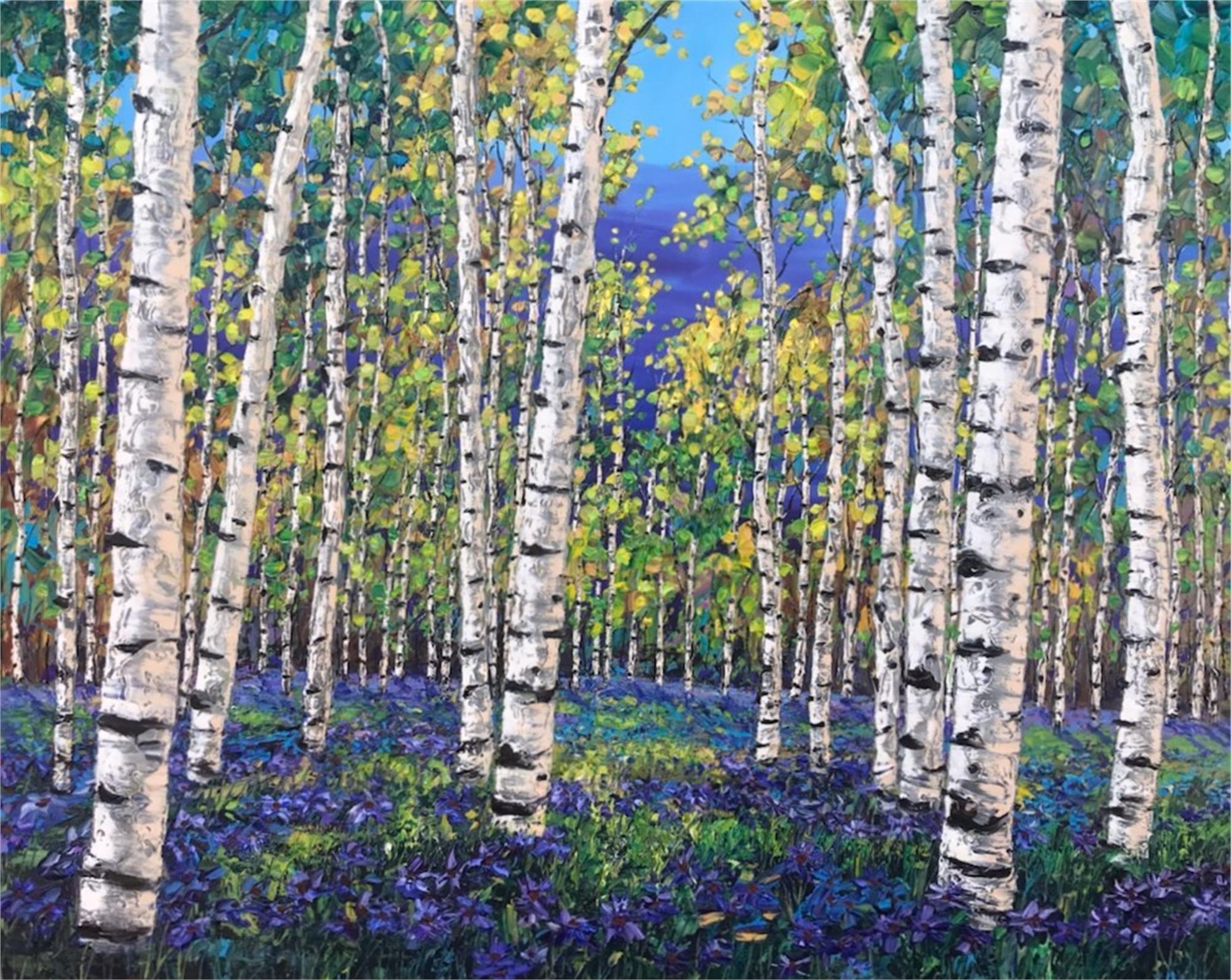 Heaven's Grove by Jennifer Vranes