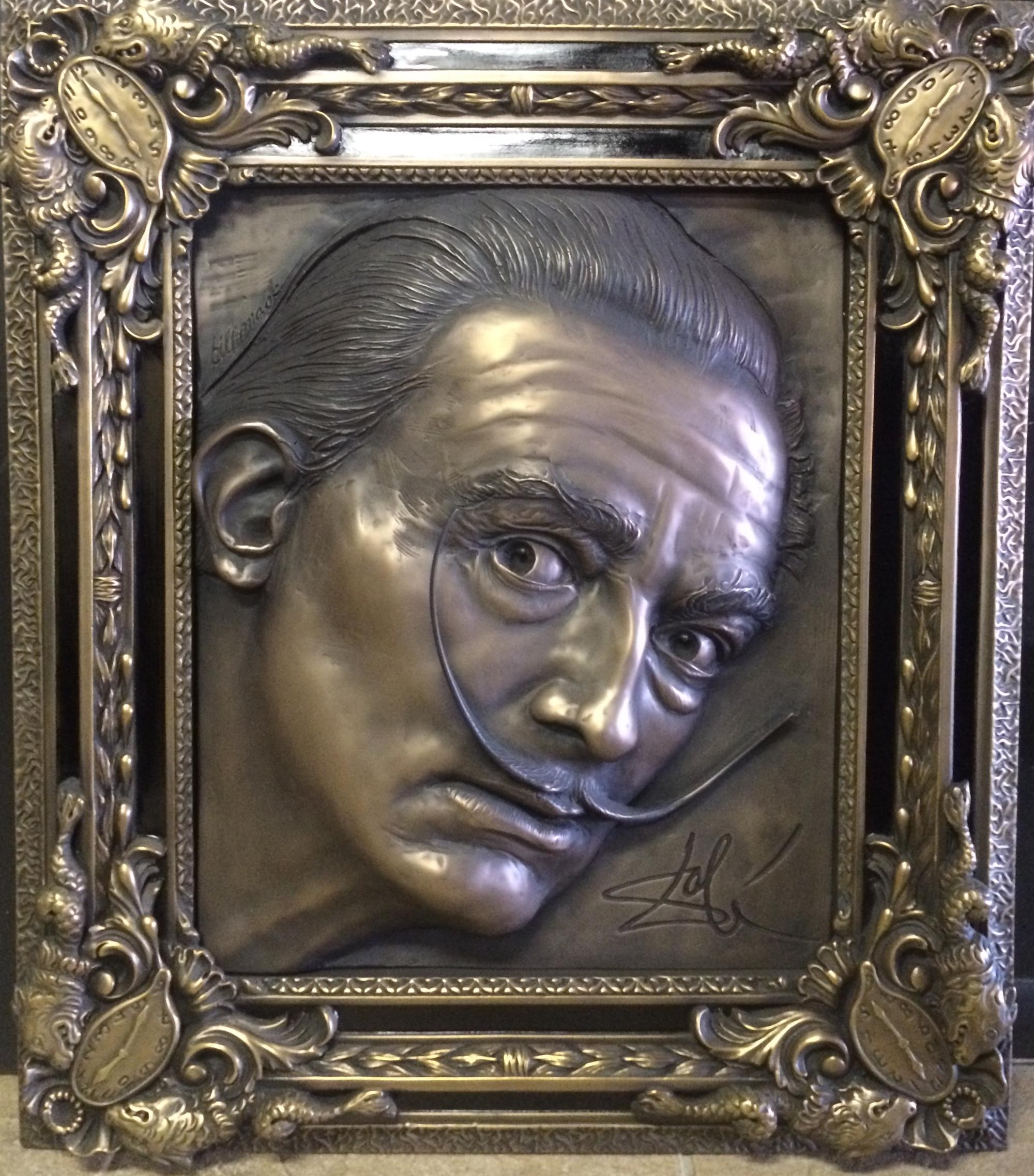Surreal Dali - Artist Proof by Bill Mack
