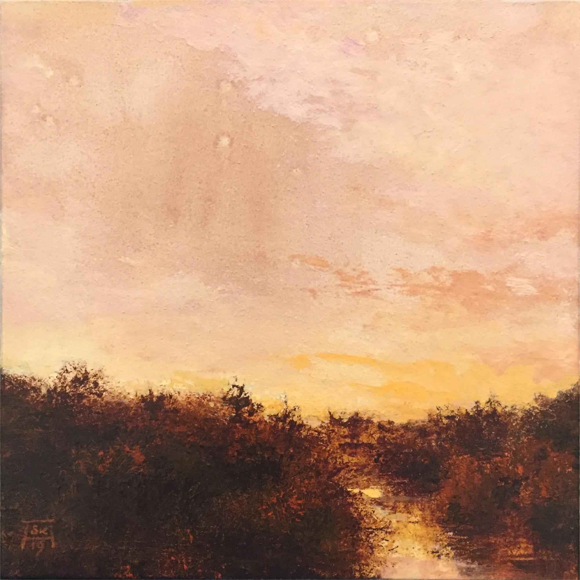 Evening (Ode to B. Crane) by Shawn Krueger