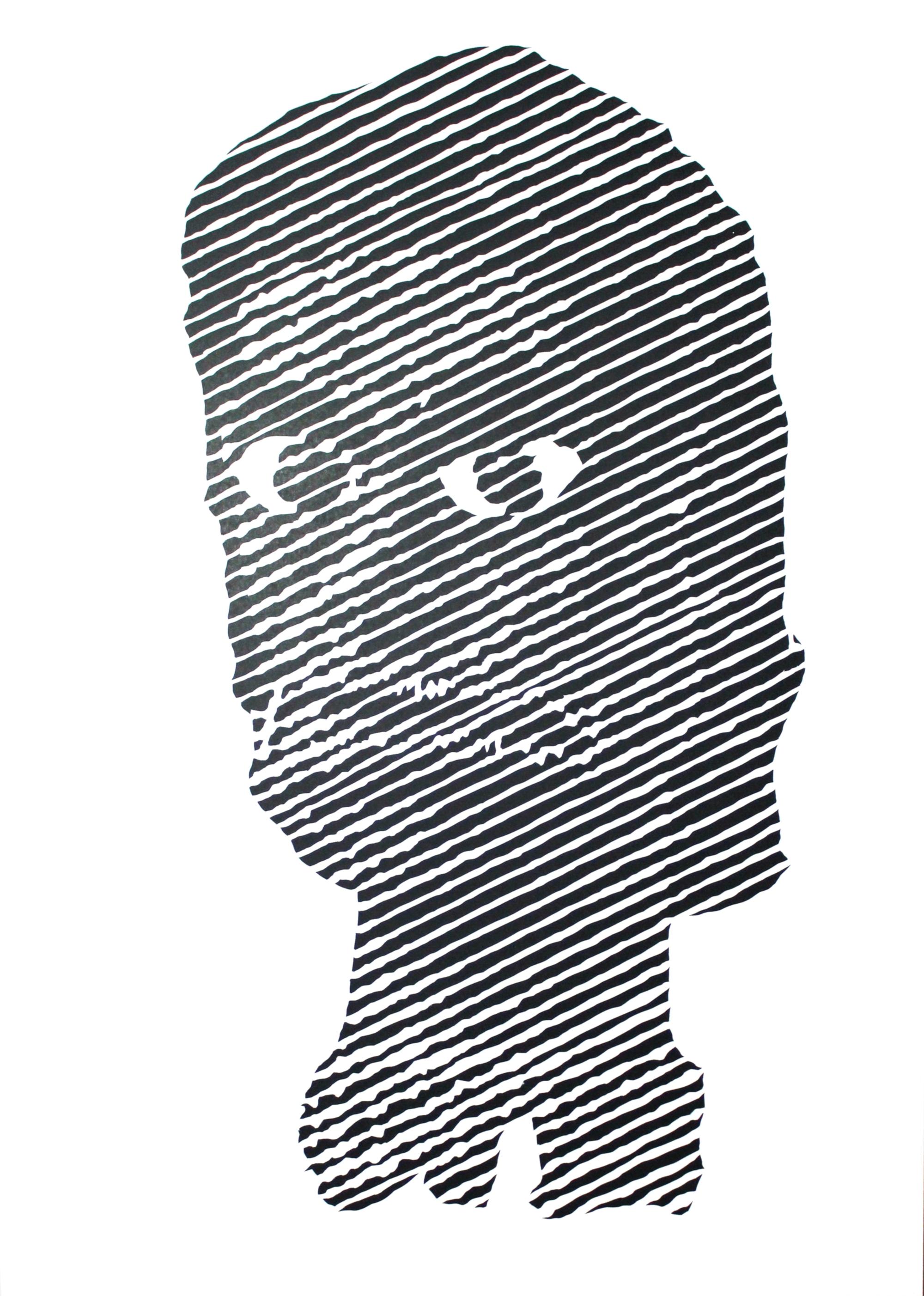 Akua Hulu Manu/Feathered God #5 by Ian Kuali'i