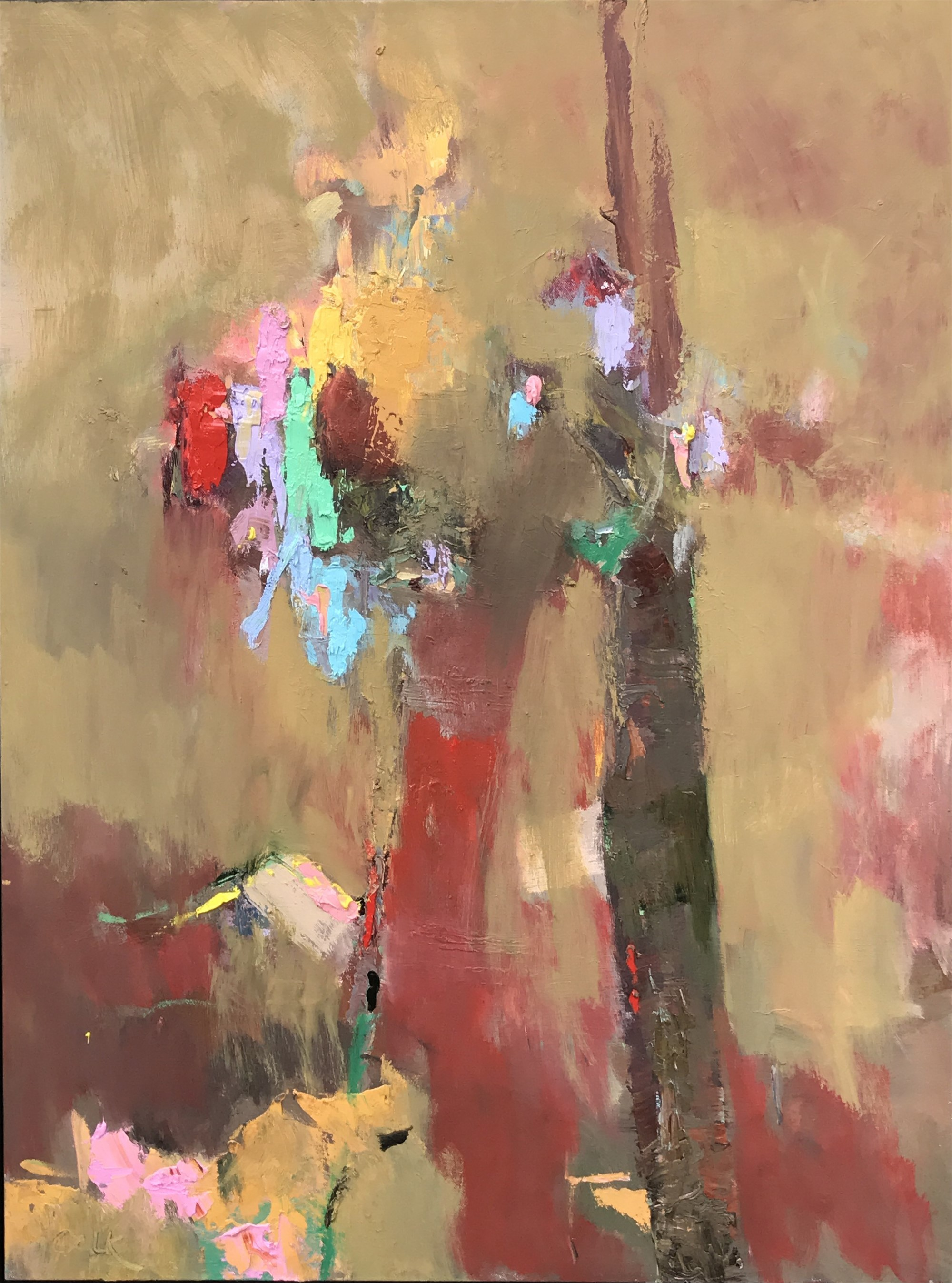 In The Beginning - God's Seeds by James Calk