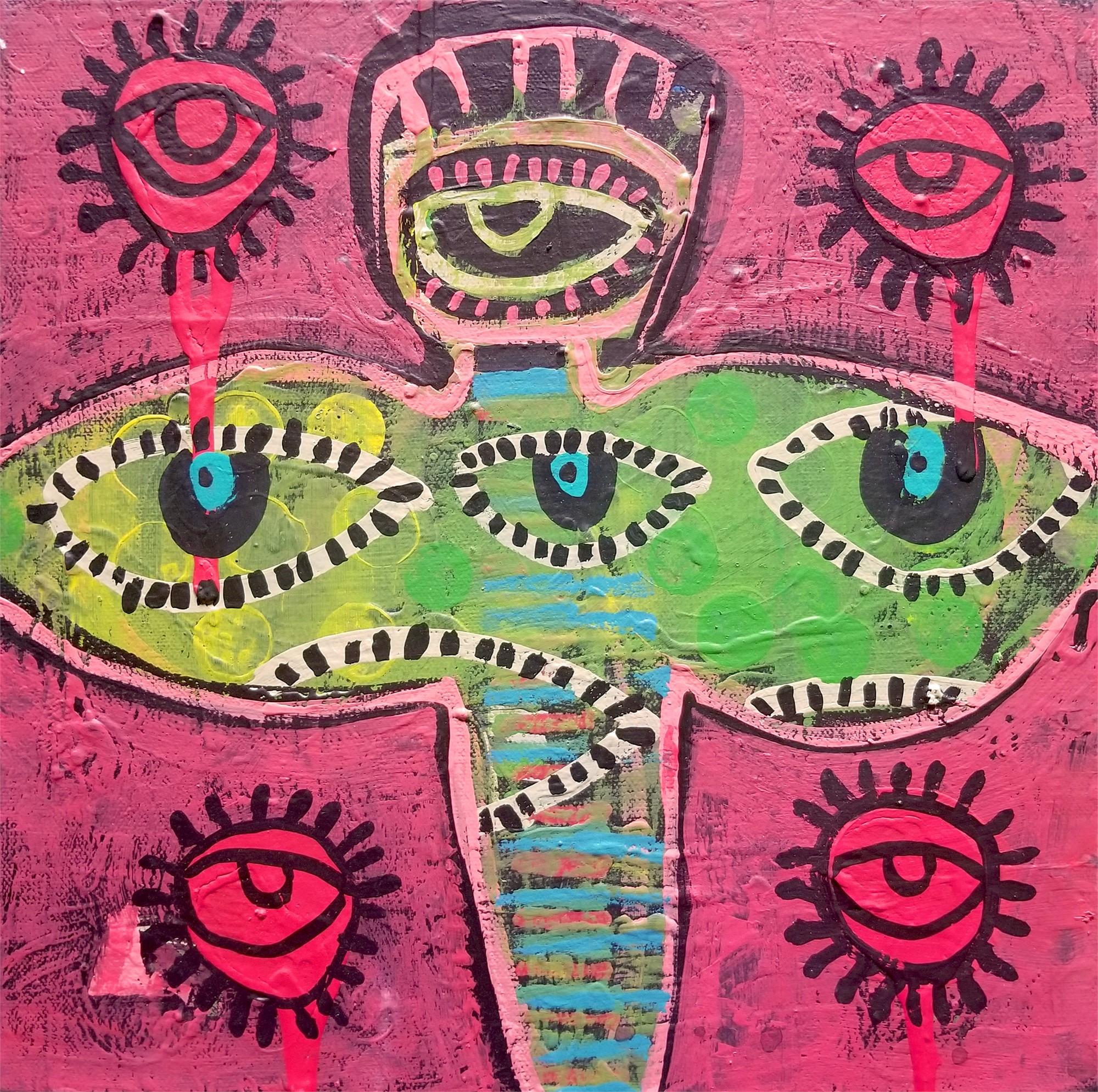 Bird Eyes by Laura Castellanos