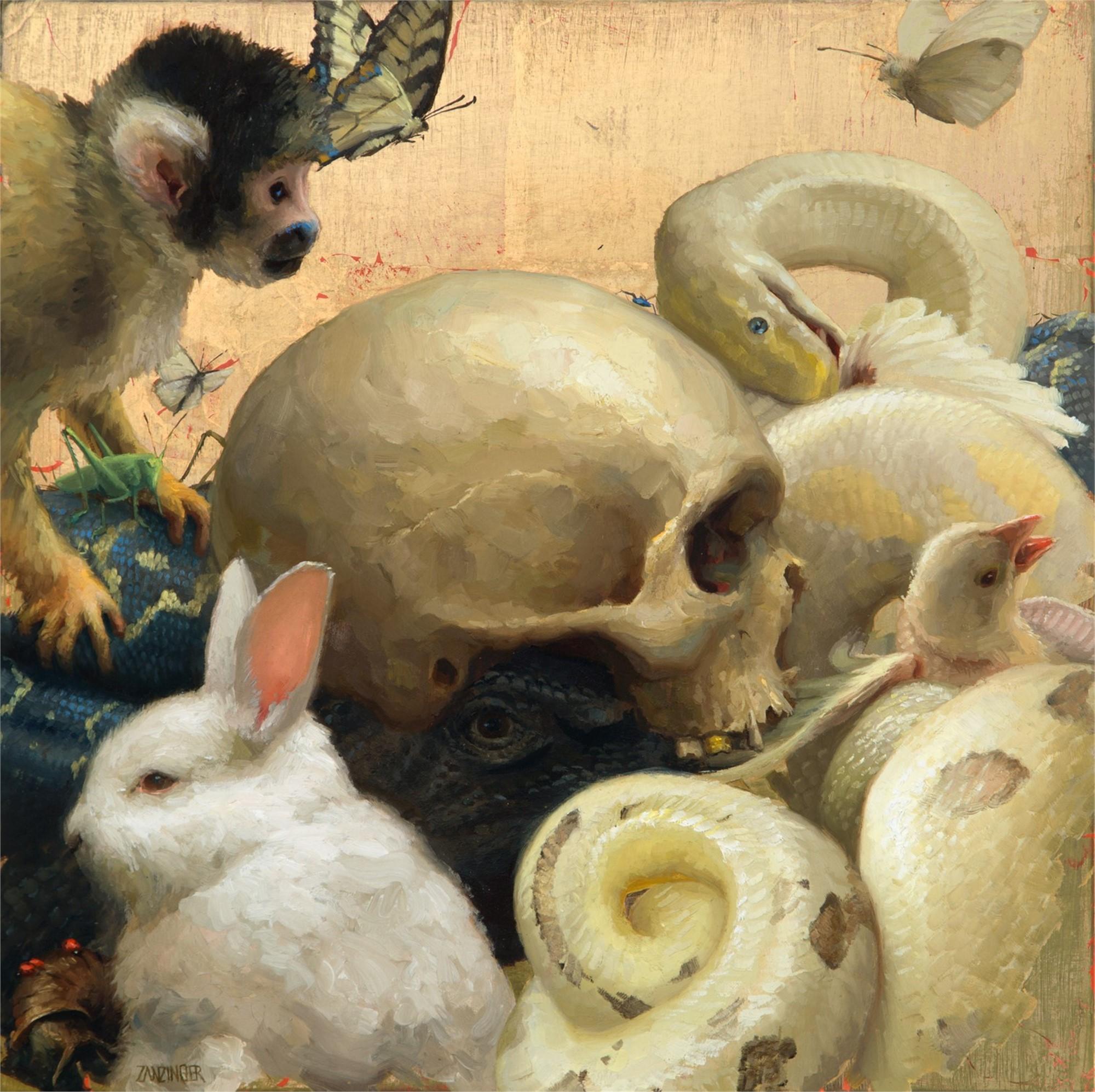 Fauna by Elizabeth Zanzinger