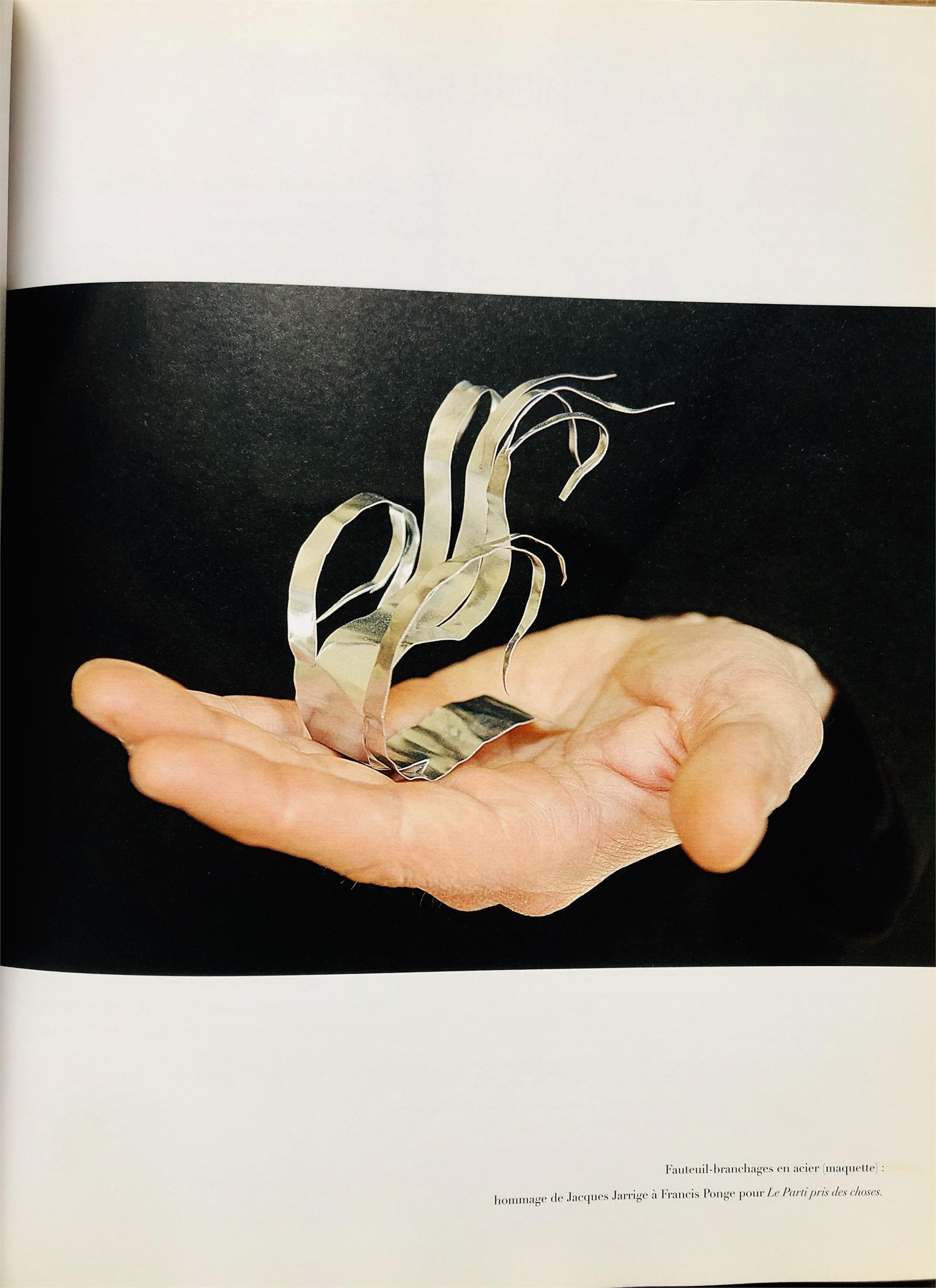 Jacques Jarrige, Design & Litterature by Esther Henwood