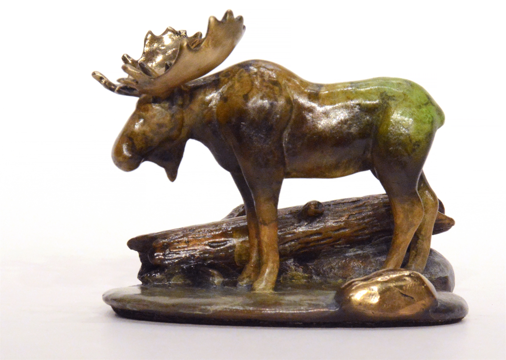 Lumber (Moose) by Eric Wilcox