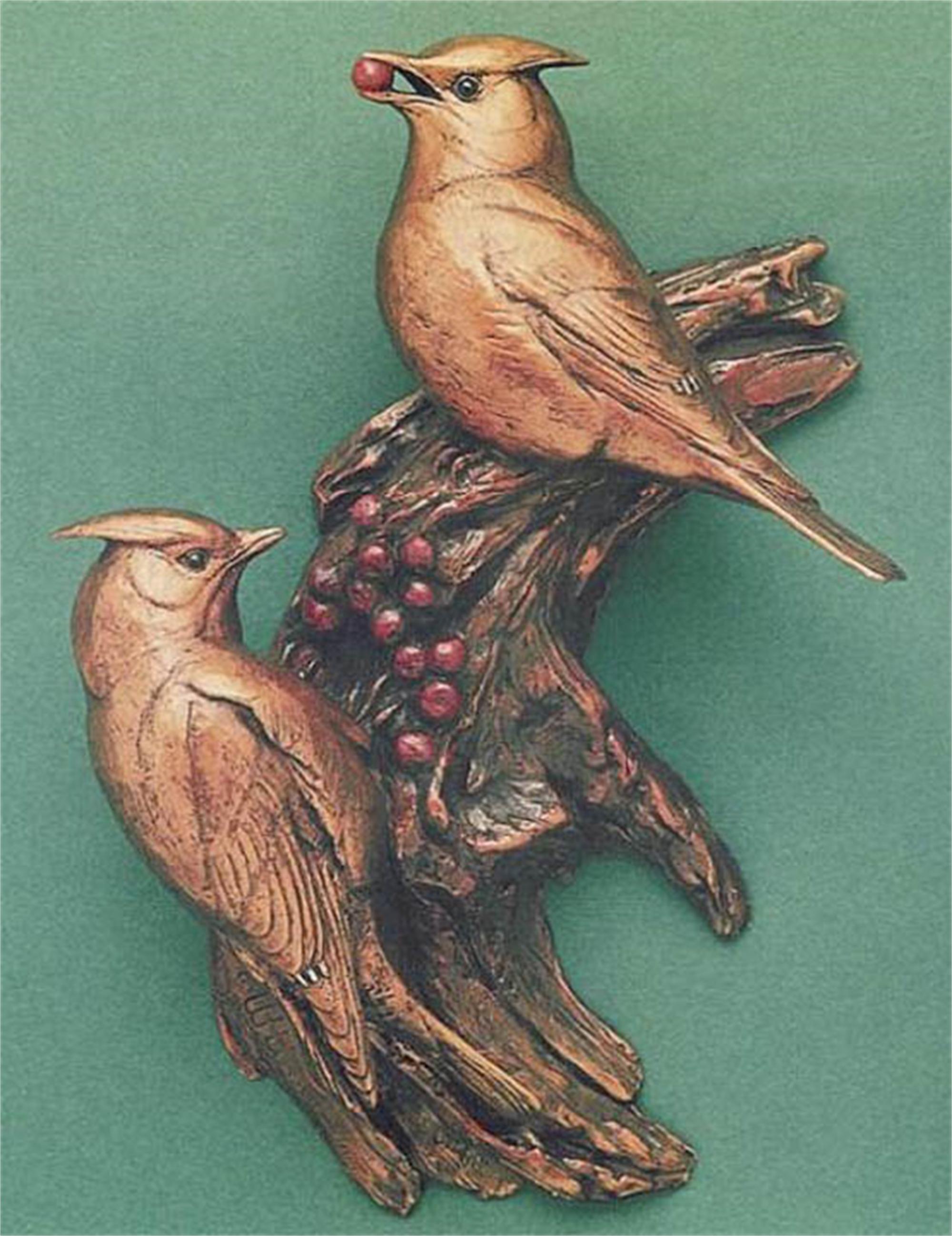 Wax Wings by Kent Ullberg