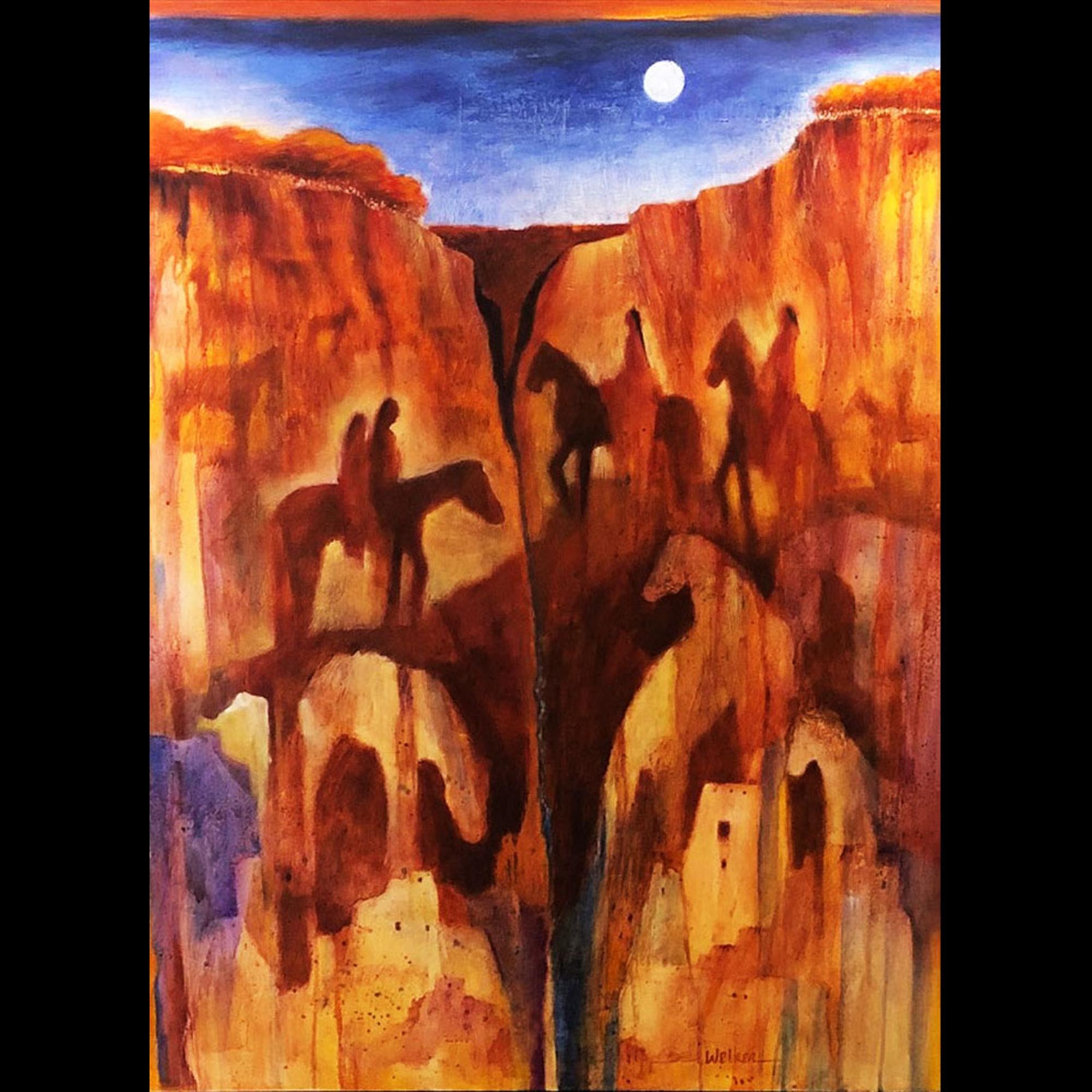 Ghost Ride by Lynn Welker