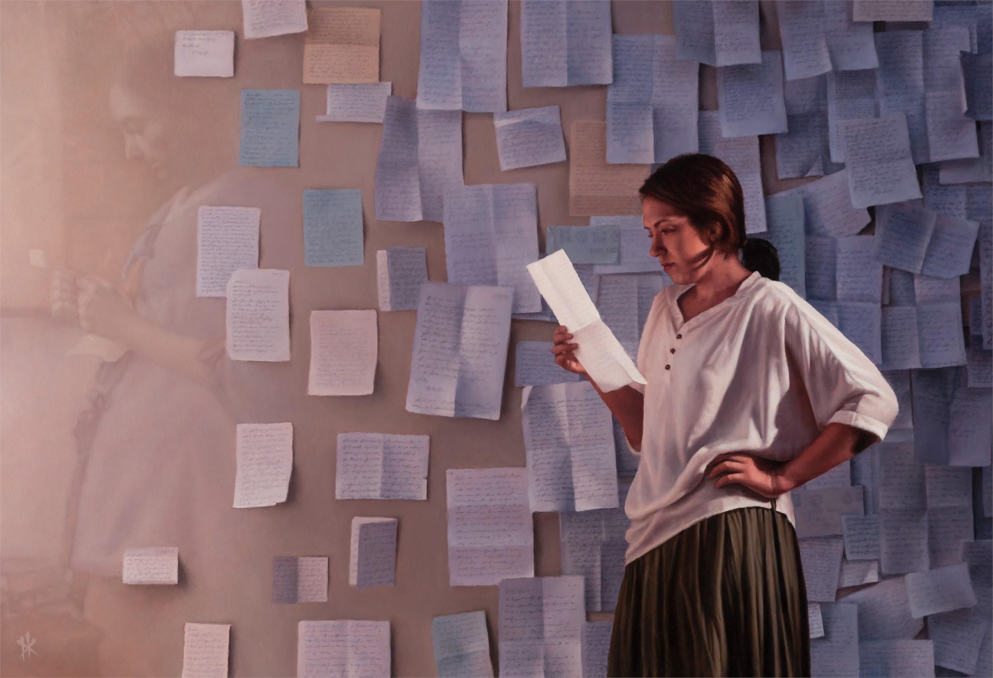 A Correspondence by Patrick Kramer