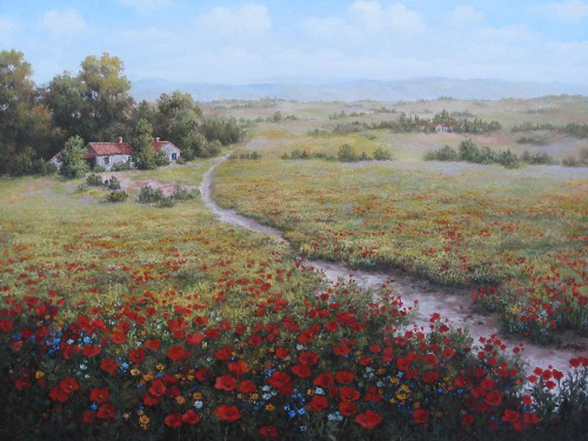 PASSAGE TO TUSCANY by M.S. PARK