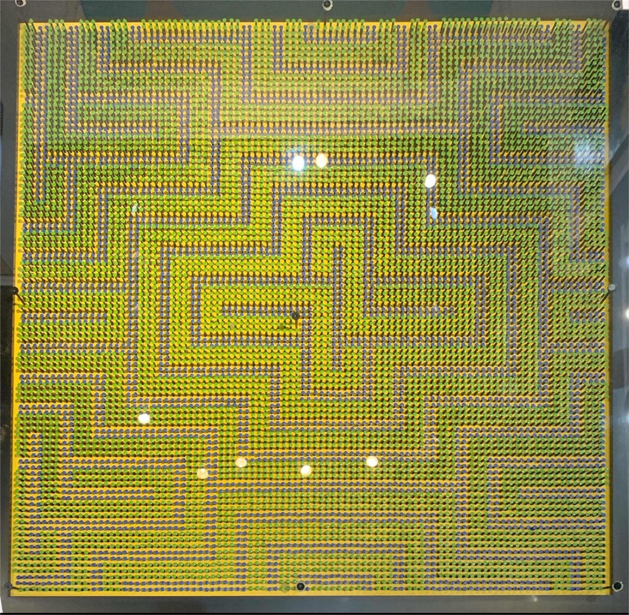 """Labyrinth"" Coffee Table by Efi Mashiah"