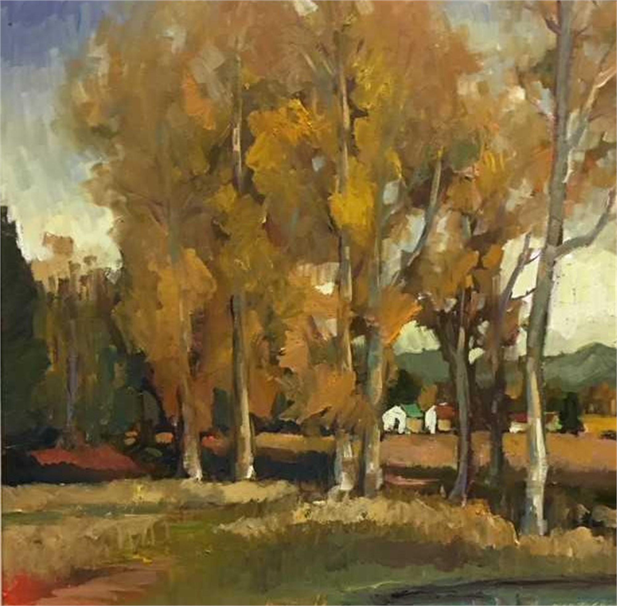 Ode to Autumn by Wen Ze Chen