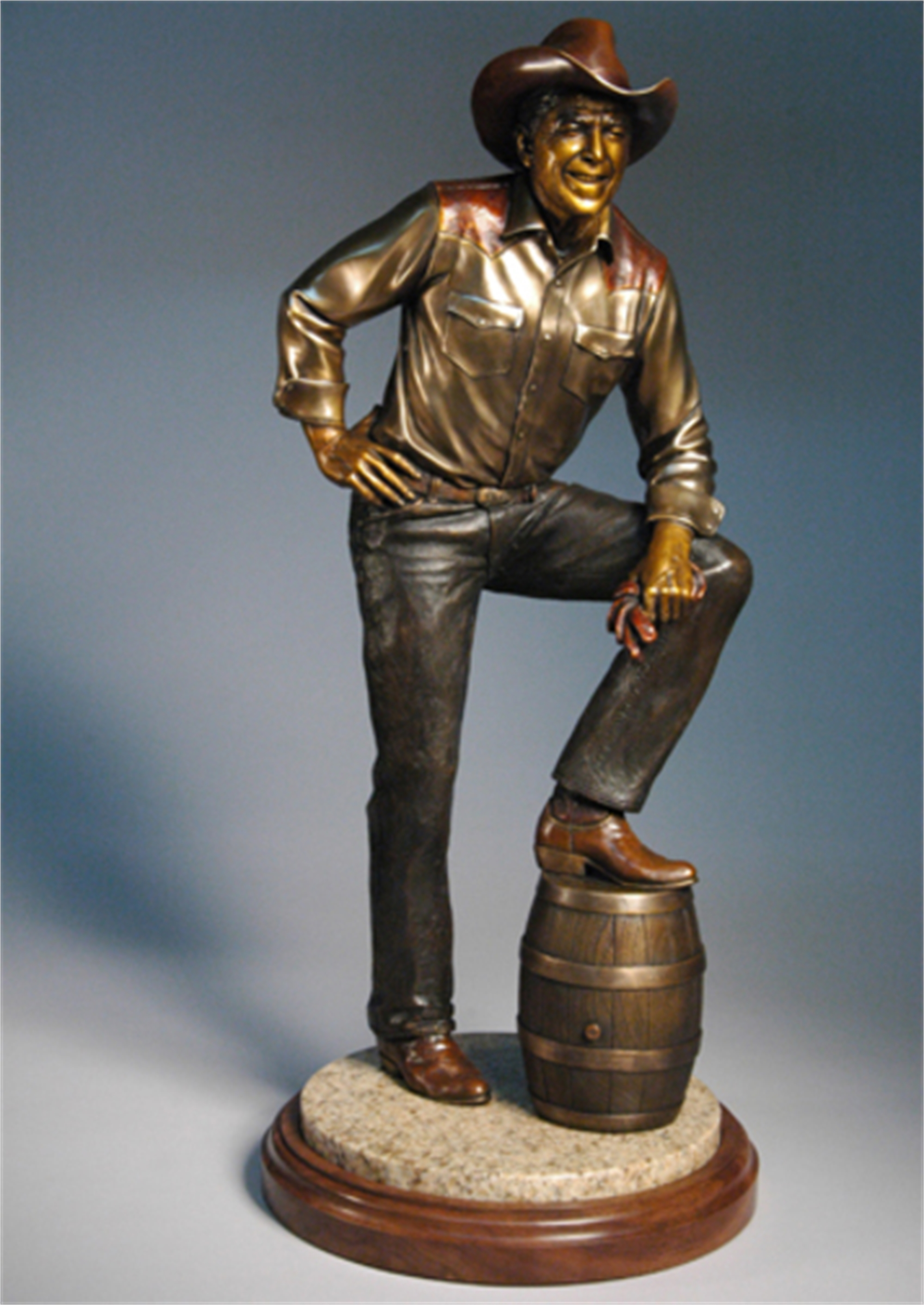 Reagan by George Lundeen
