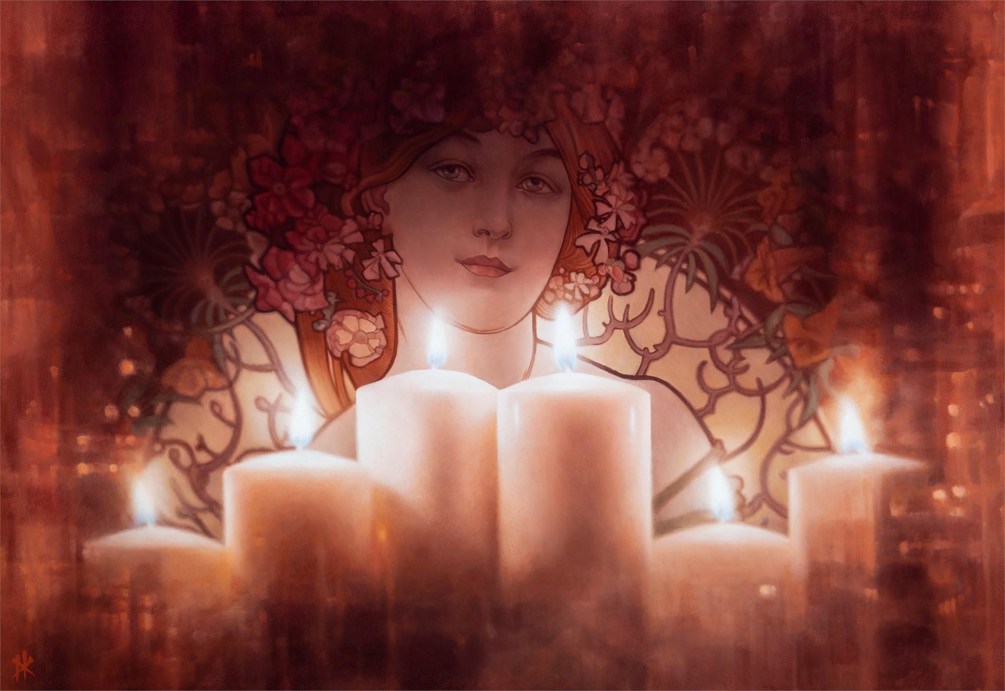 Bohemian Reverie by Patrick Kramer