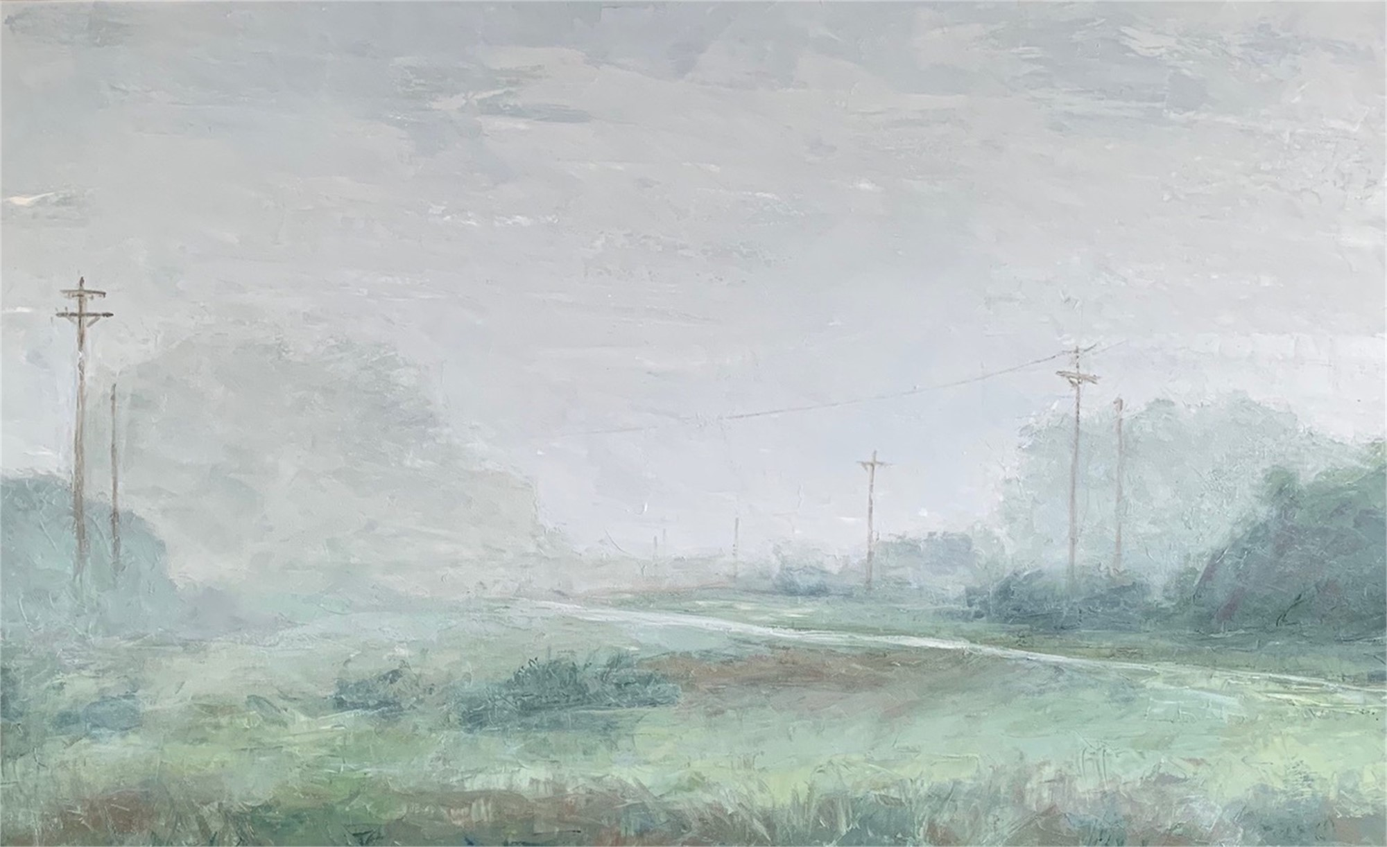 Road to La Grange by Susu Meyer