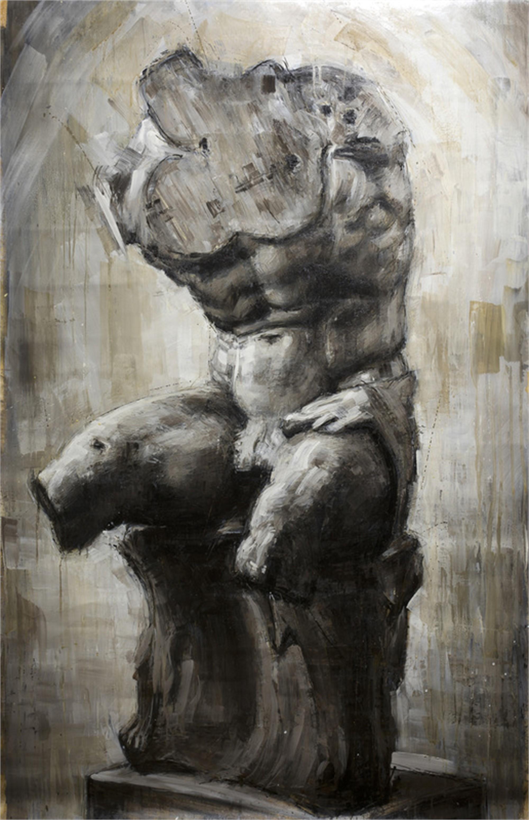 Torso Belvedere by Valerio D'Ospina