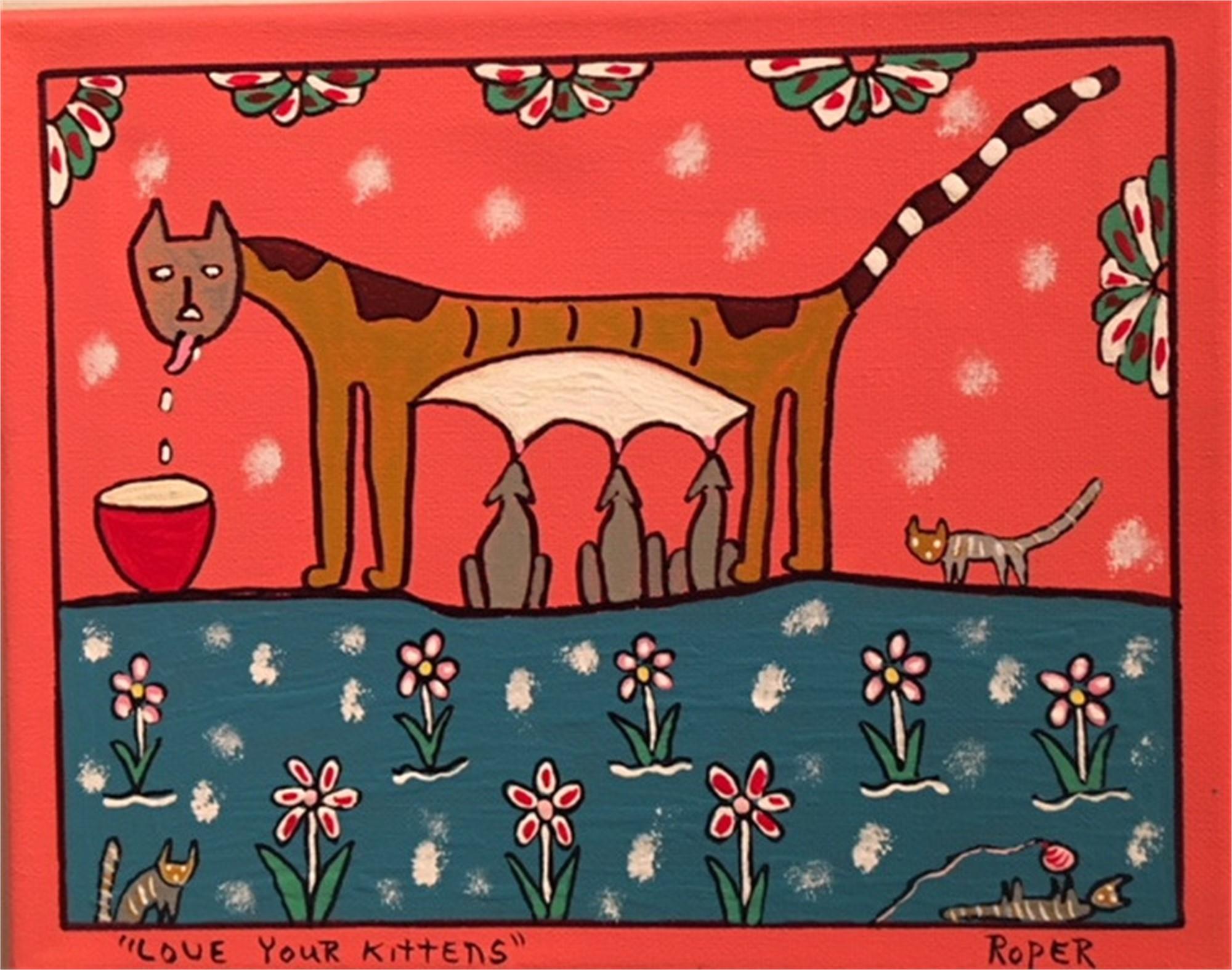 Love Your Kitten by Billy Roper