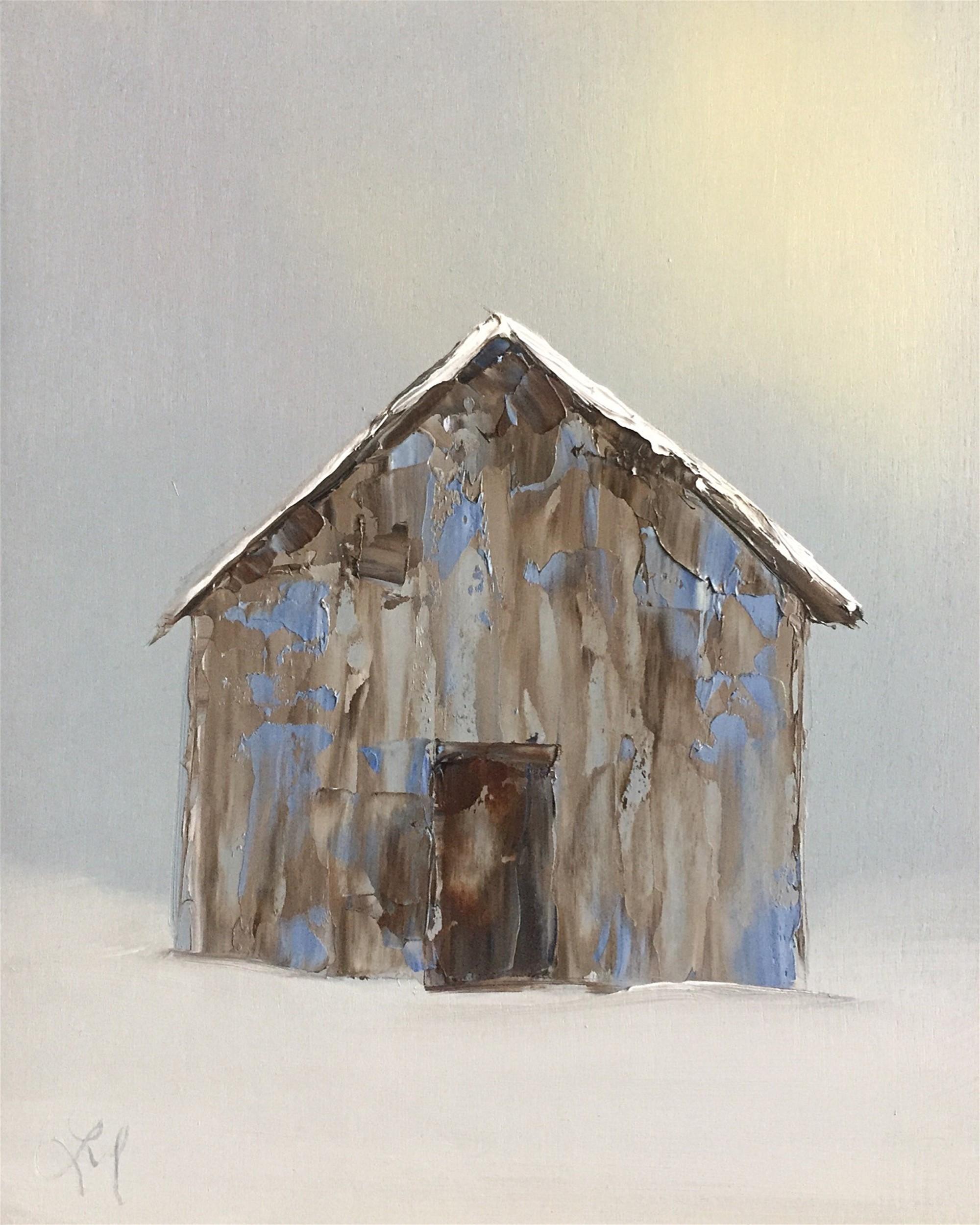 Blue by Leigh Ann Van Fossan