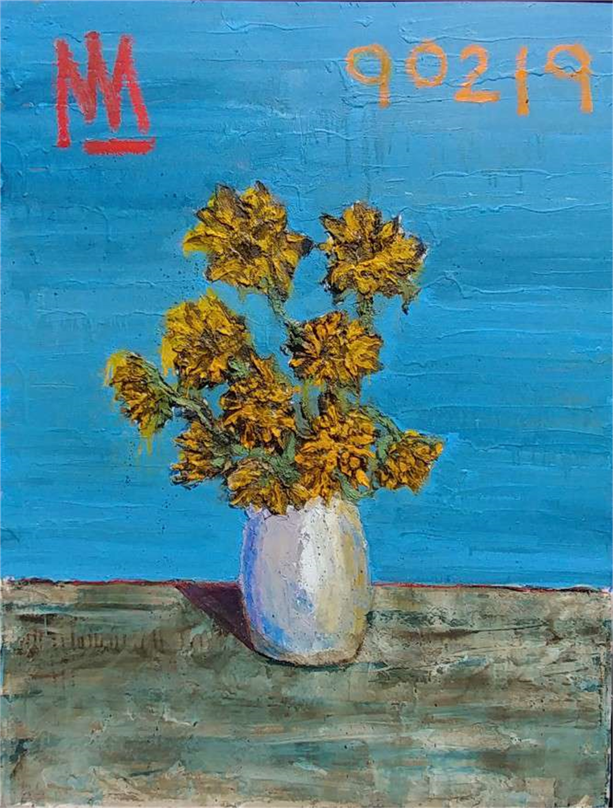 Sunflowers by Michael Snodgrass