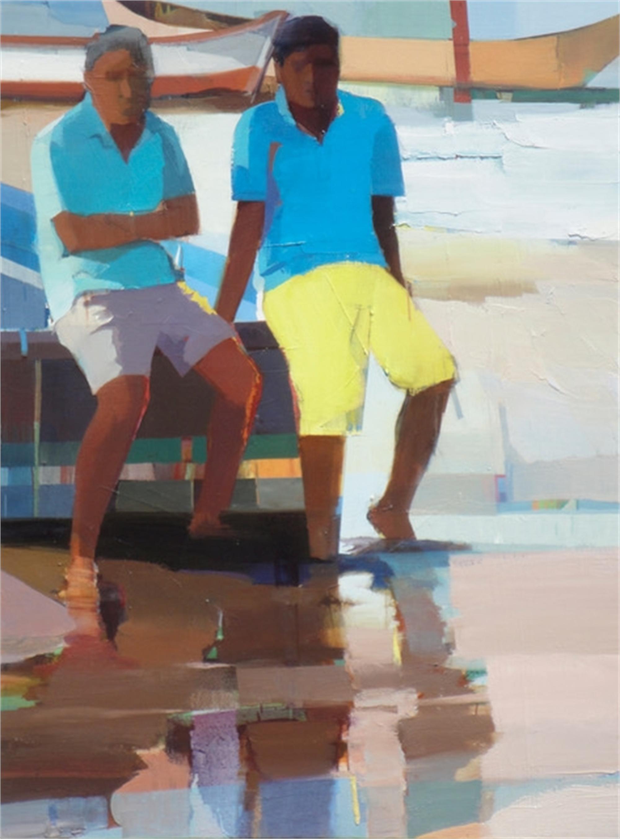 Fishermen by Suhas Bhujbal