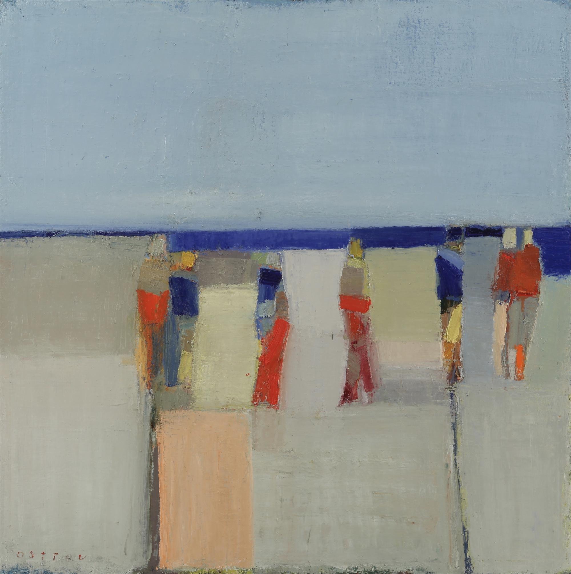 Sands Walk by Sandy Ostrau