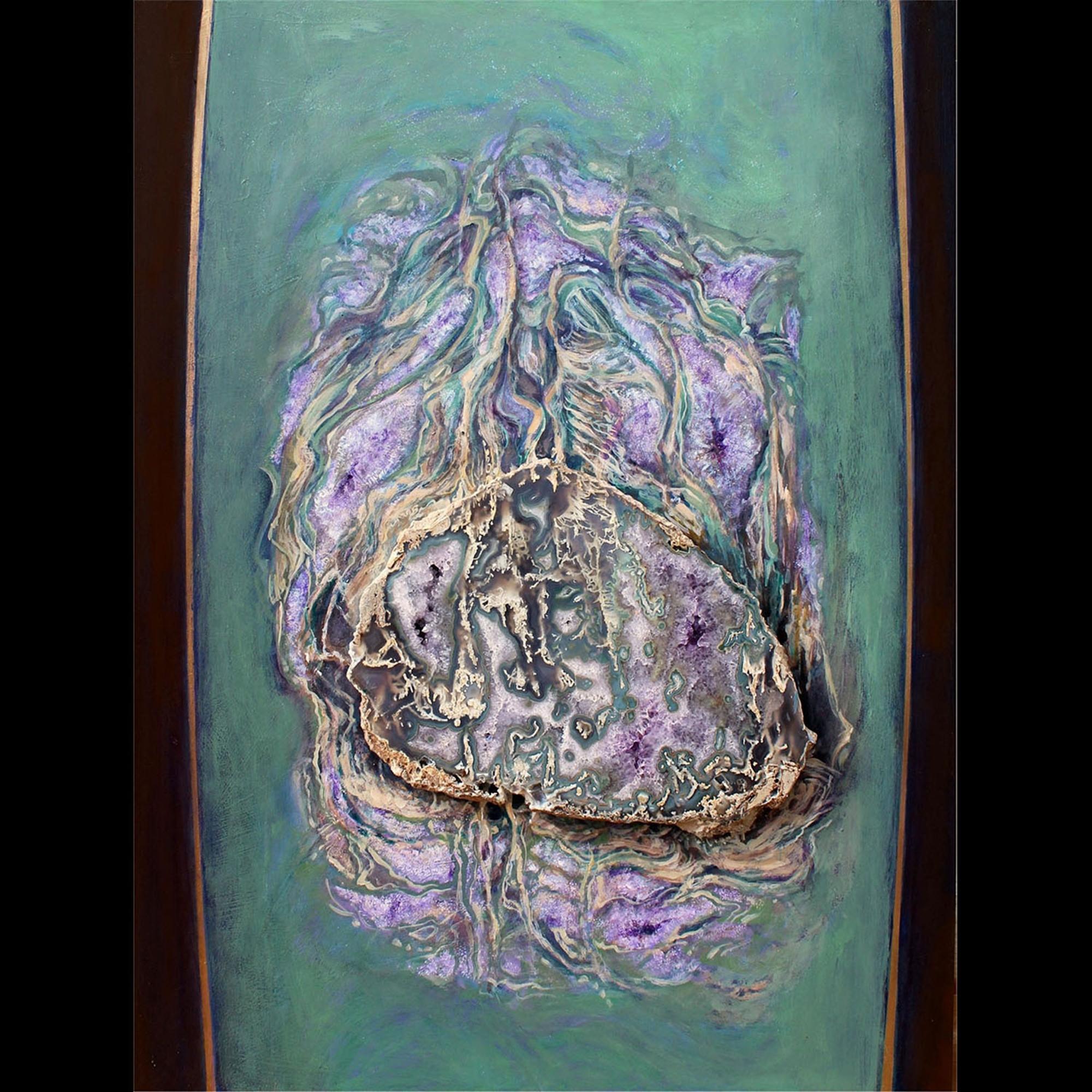 Garden of Siam by Marlys Mallét & Michael Redhawk
